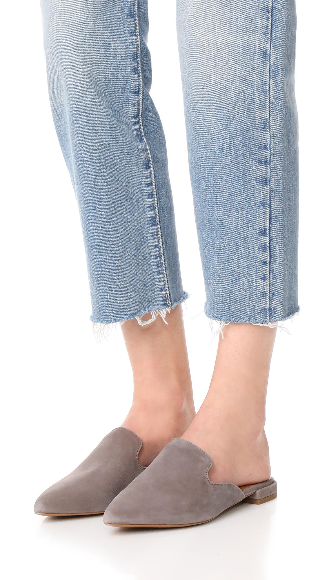 616550a5a92 Lyst - Steven by Steve Madden Valent Mules in Gray