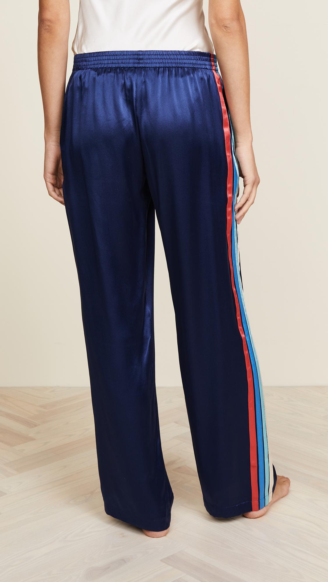 Ella trousers - Blue Morgan Lane aLoGh