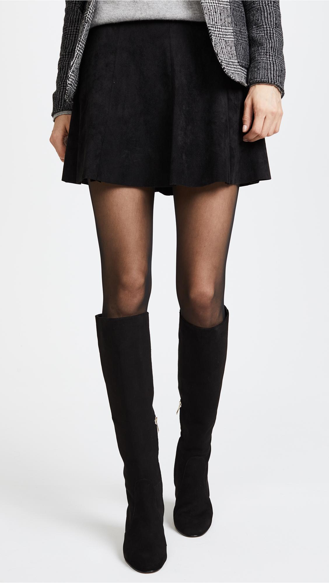 6e10dd58798 Lyst - Sam Edelman Thora Tall Boots in Black