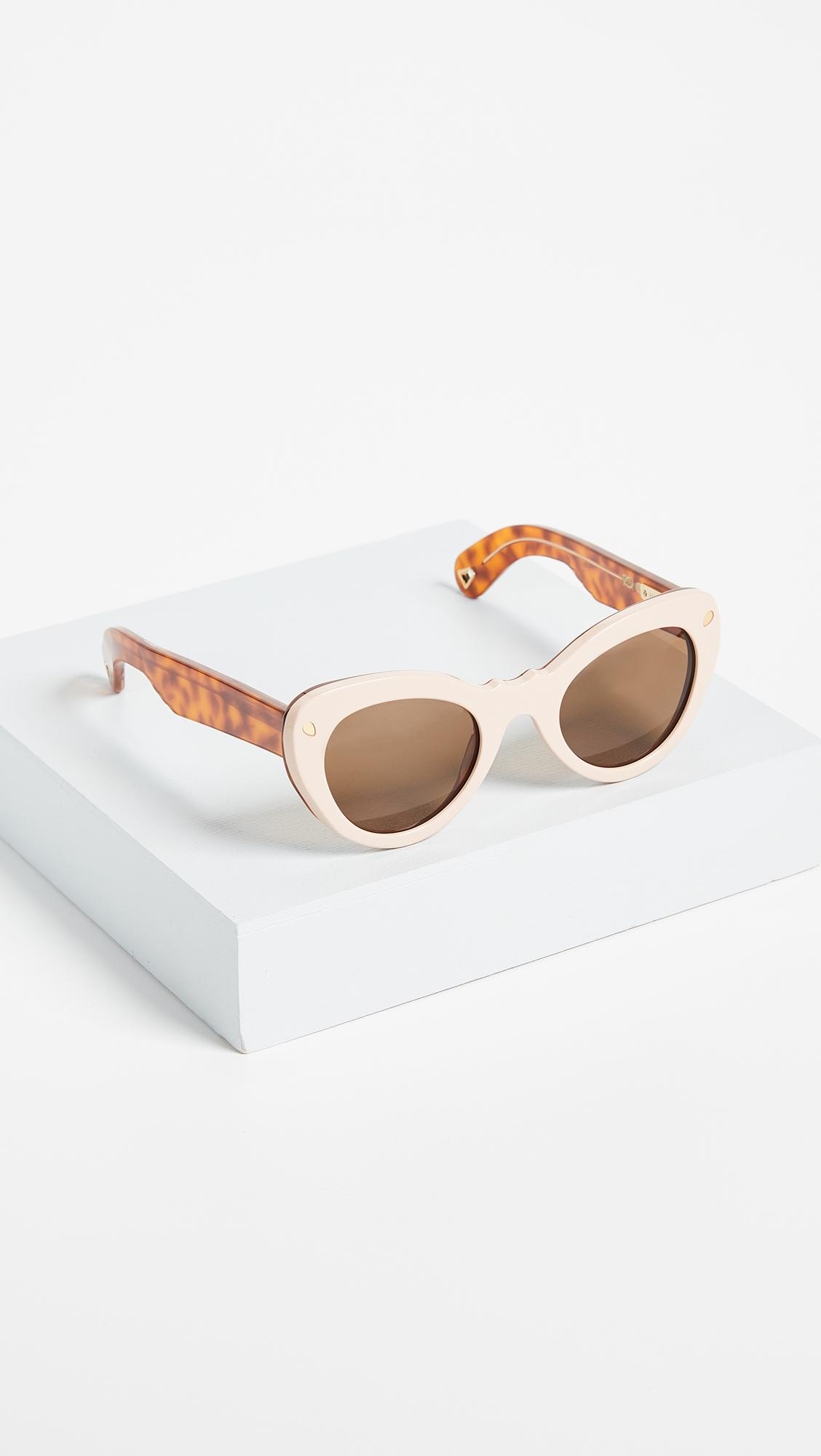 98308442229 Lyst - Lucy Folk Wingspan Sunglasses