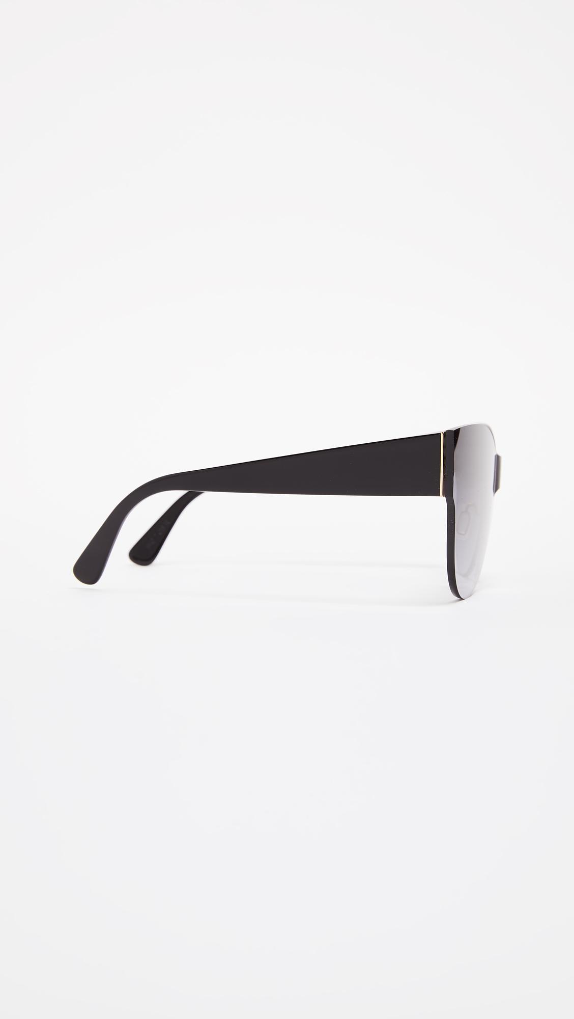 cc01ecf4c0955 Lyst - Retrosuperfuture Kim Screen Sunglasses