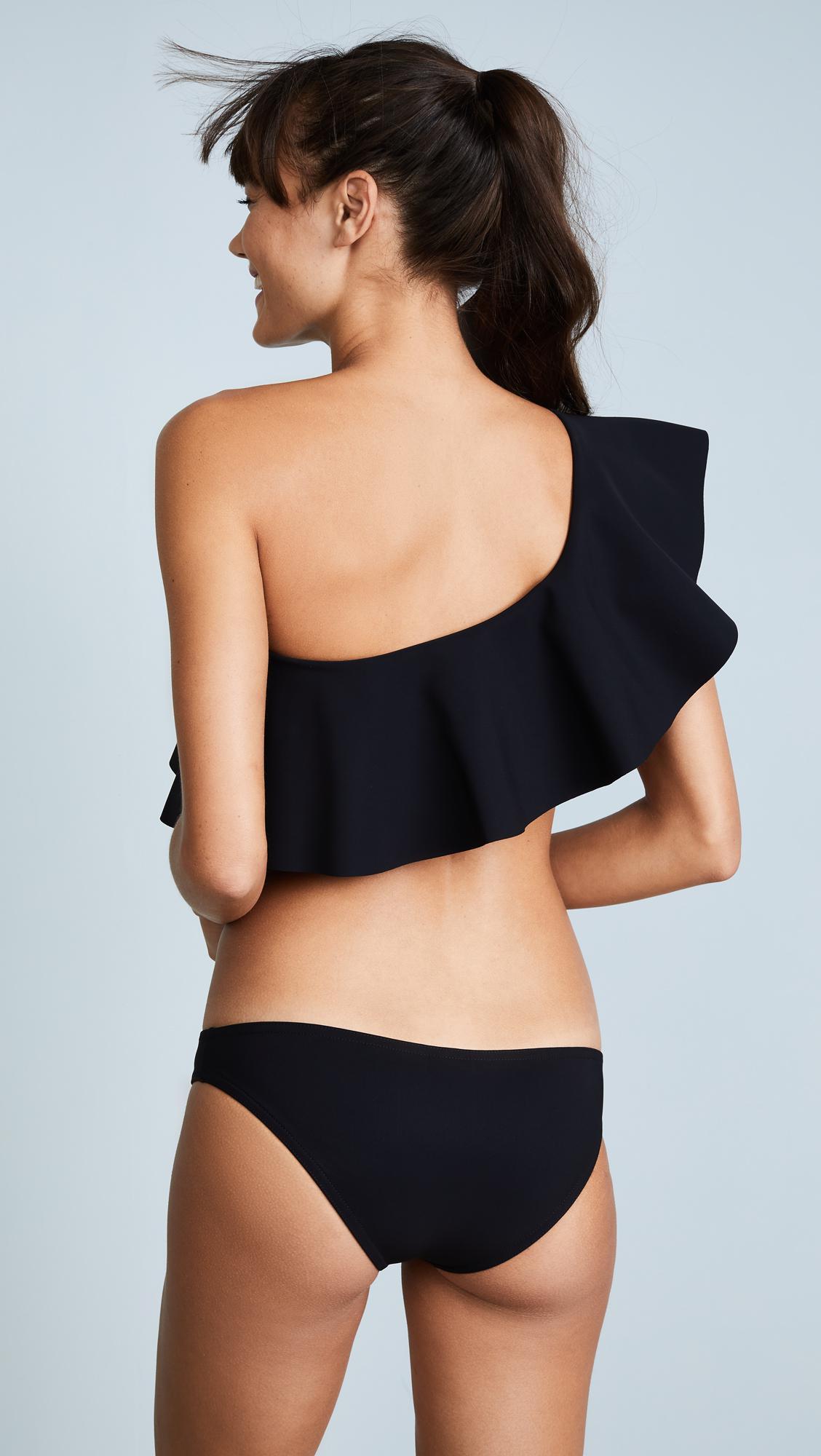 Geniue Stockist For Sale Buy Online Cheap Zaha halterneck bikini top Karla Colletto UJbFILwG