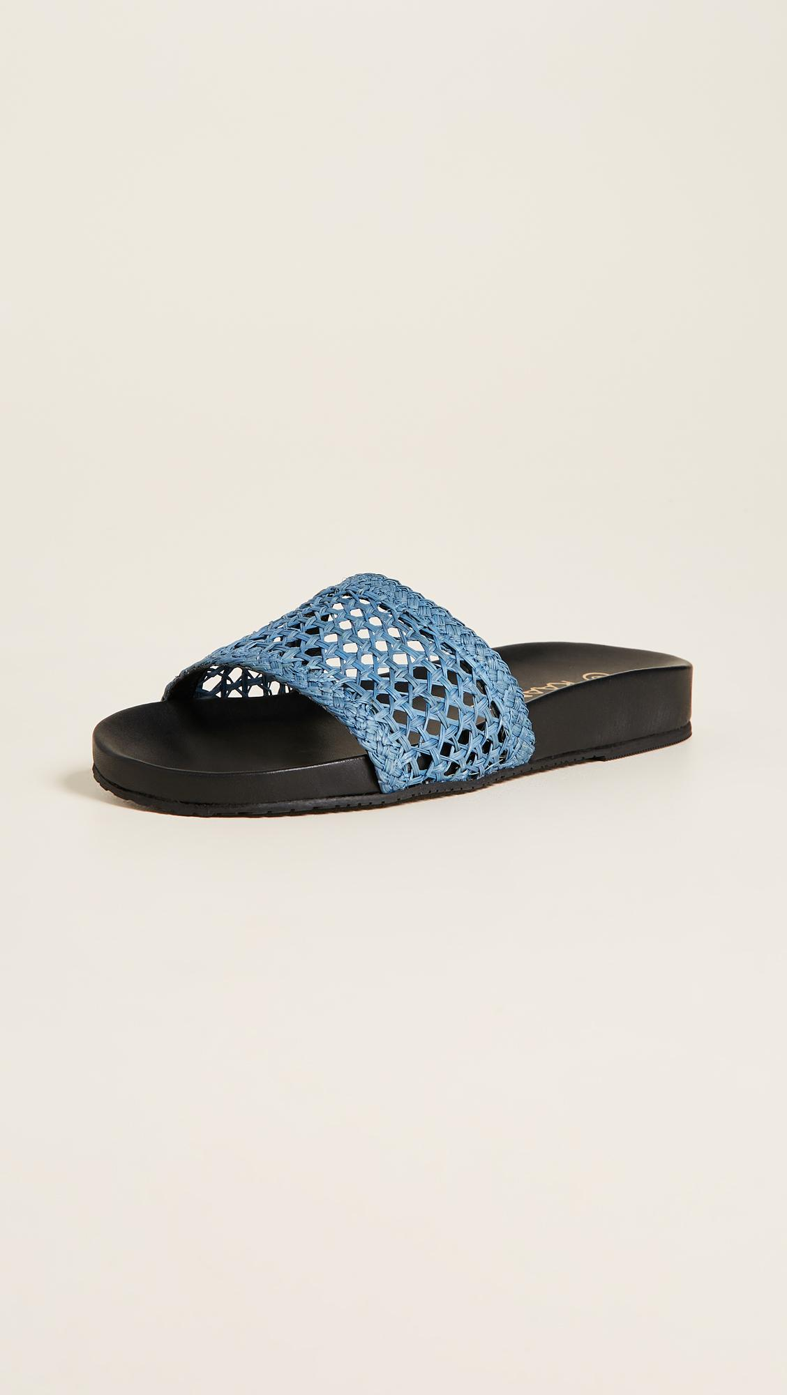 Women's Akumal Woven Pool Slide Sandal