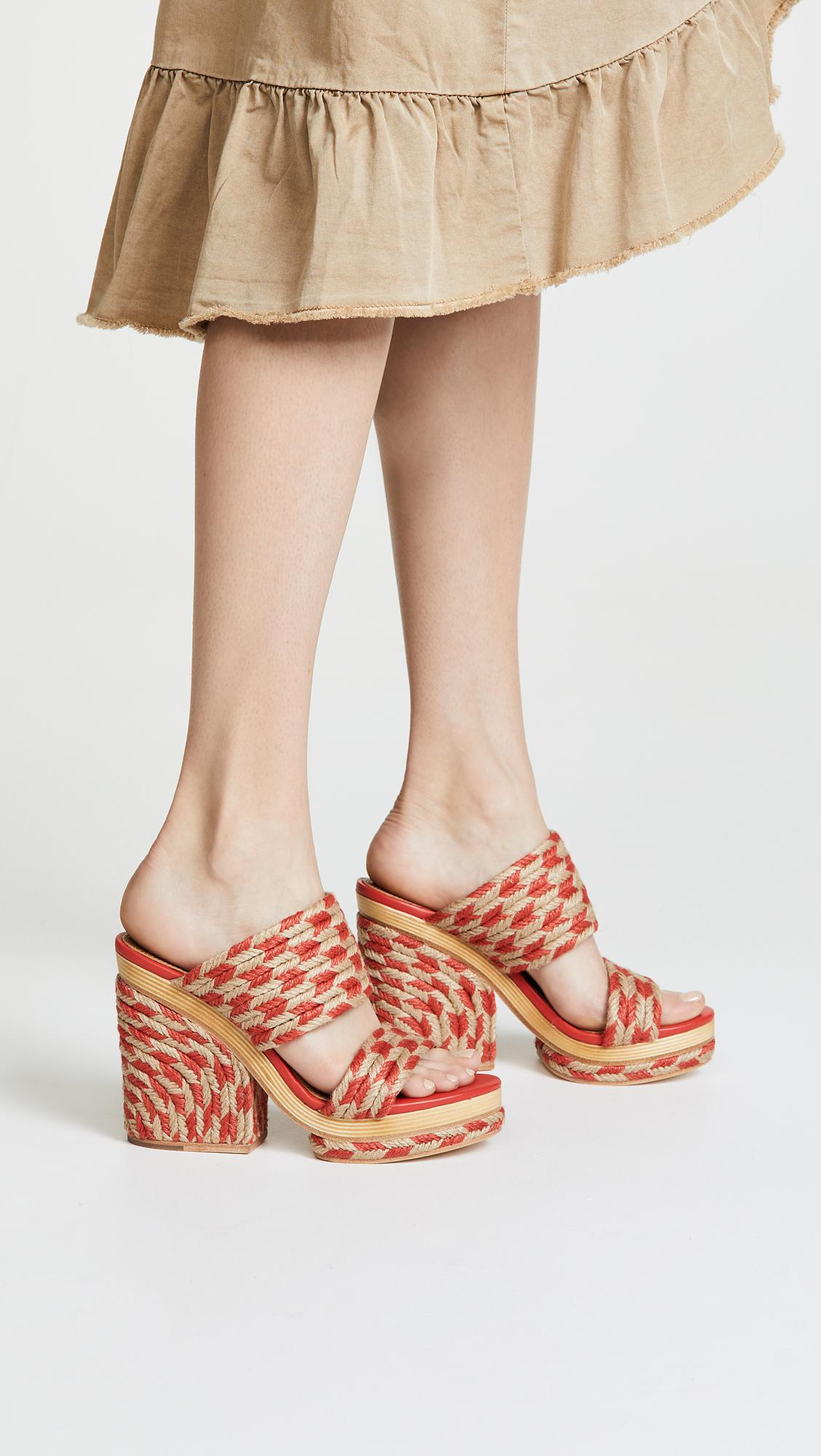 Tory Burch Lola sandals outlet footlocker pictures RWwDpda