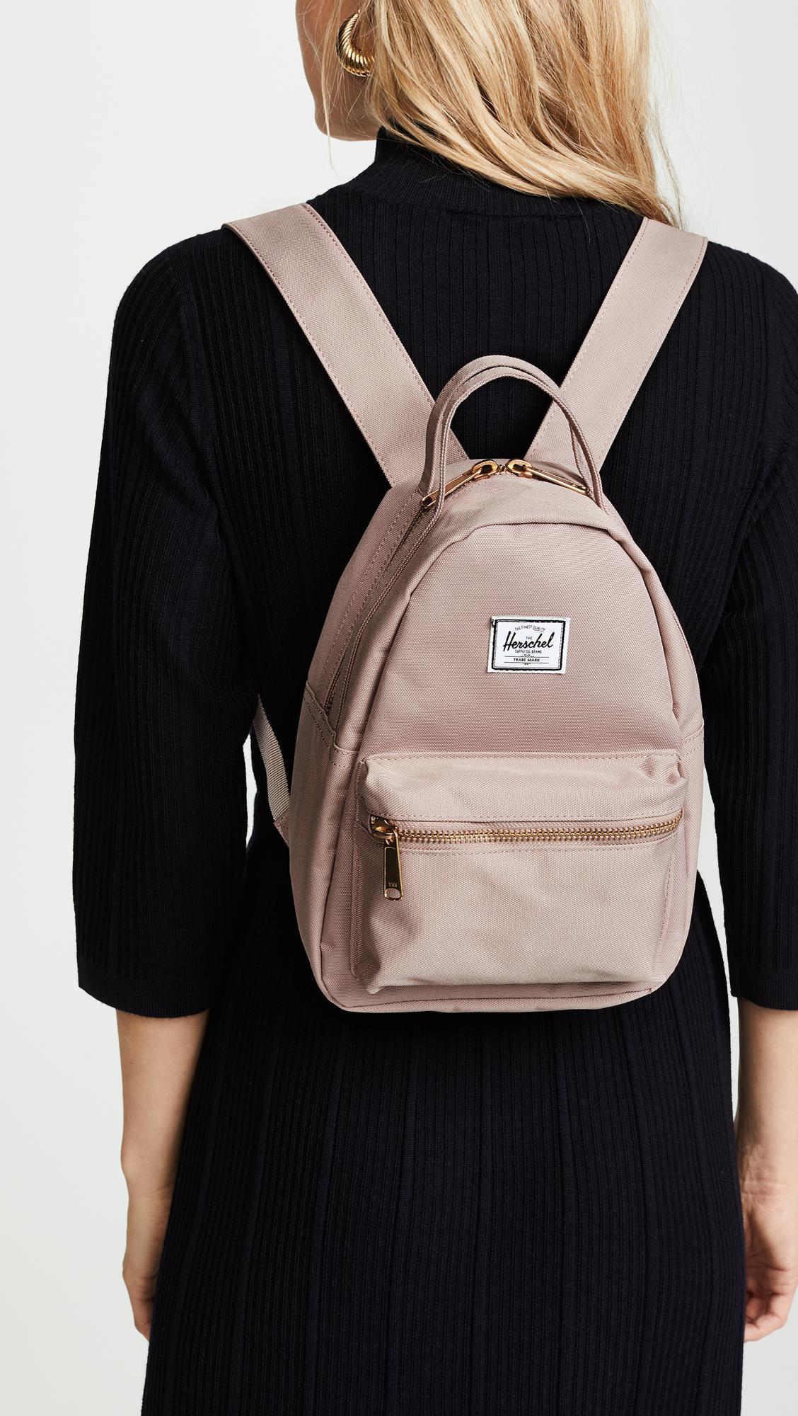 Herschel Supply Co. - Multicolor Nova Mini Backpack - Lyst. View fullscreen bb9f341d069b5