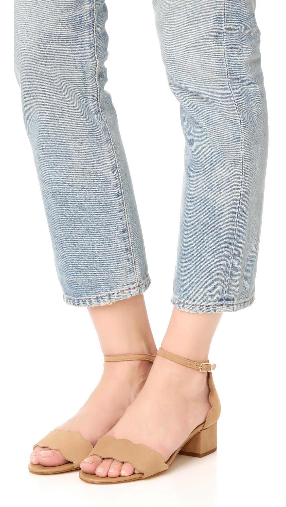 c8d84e6ae Lyst - Sam Edelman Inara City Sandals