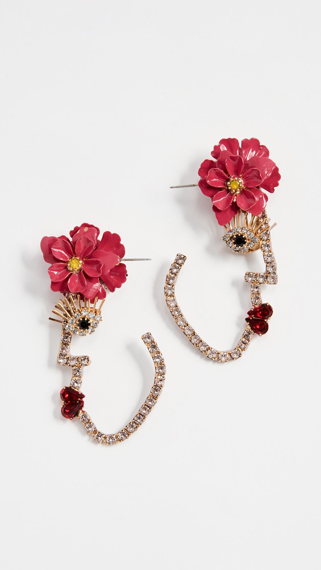 Elizabeth Cole Hawkins Earrings LRNgNVUt