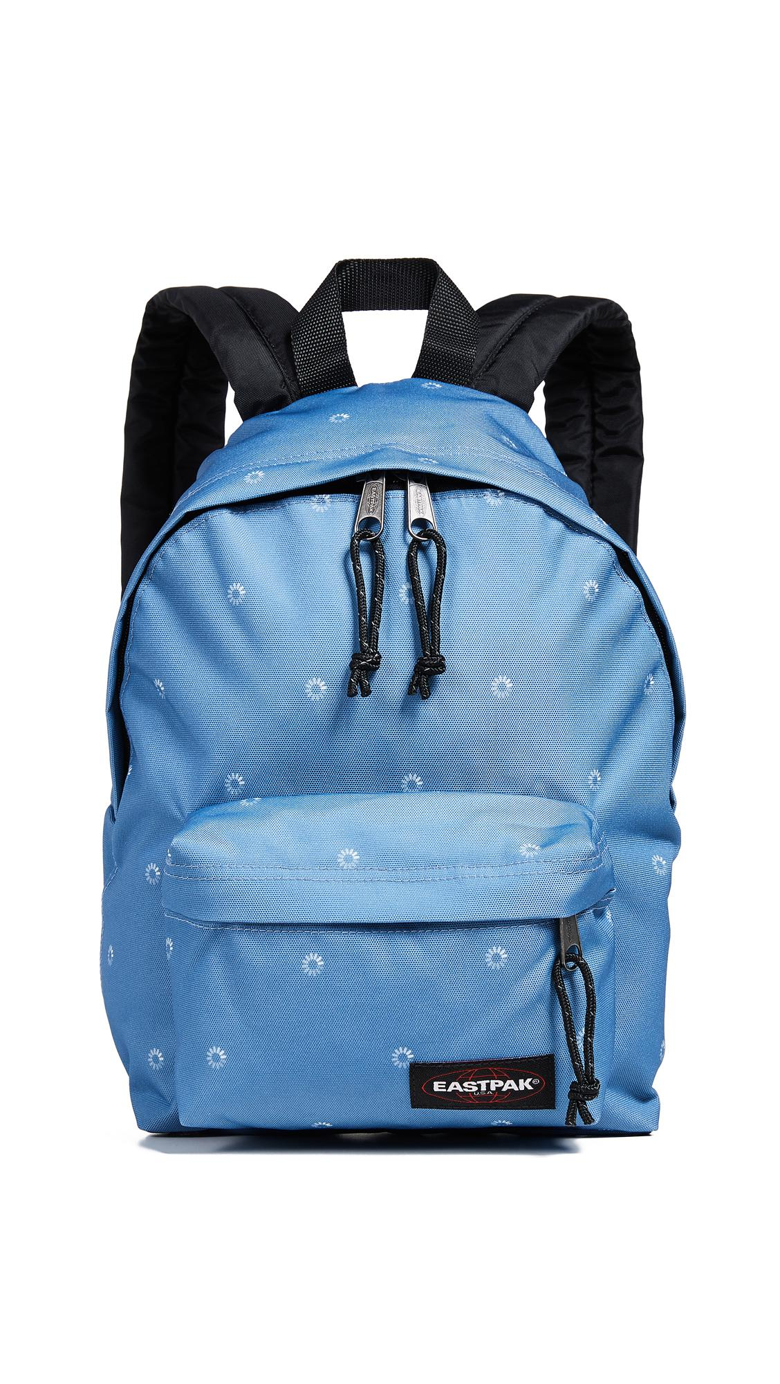 3d948bb6a58 Eastpak Orbit Backpack in Blue - Lyst