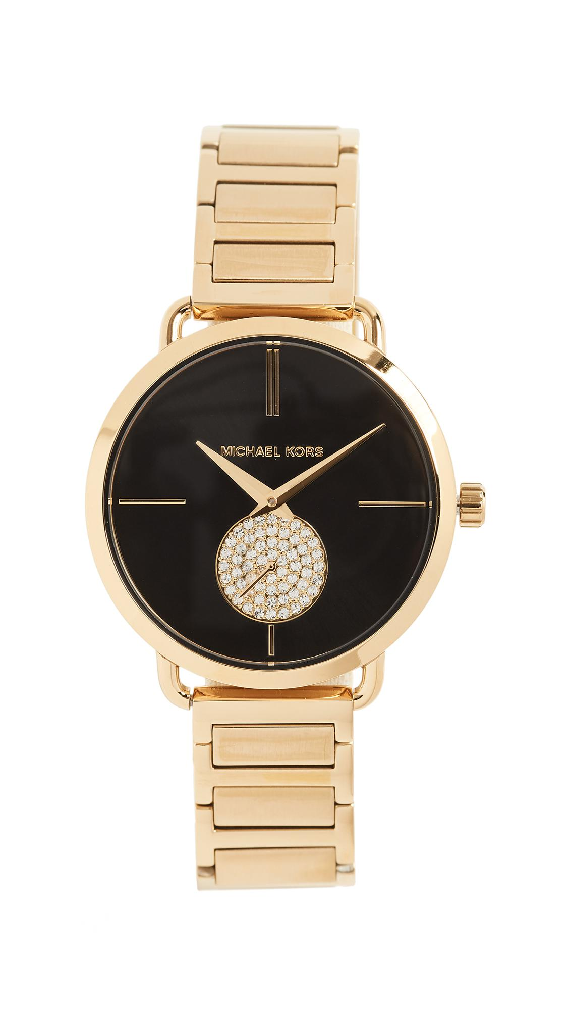 Lyst - Michael Kors Collection Icon Portia Watch e3b3b017308e