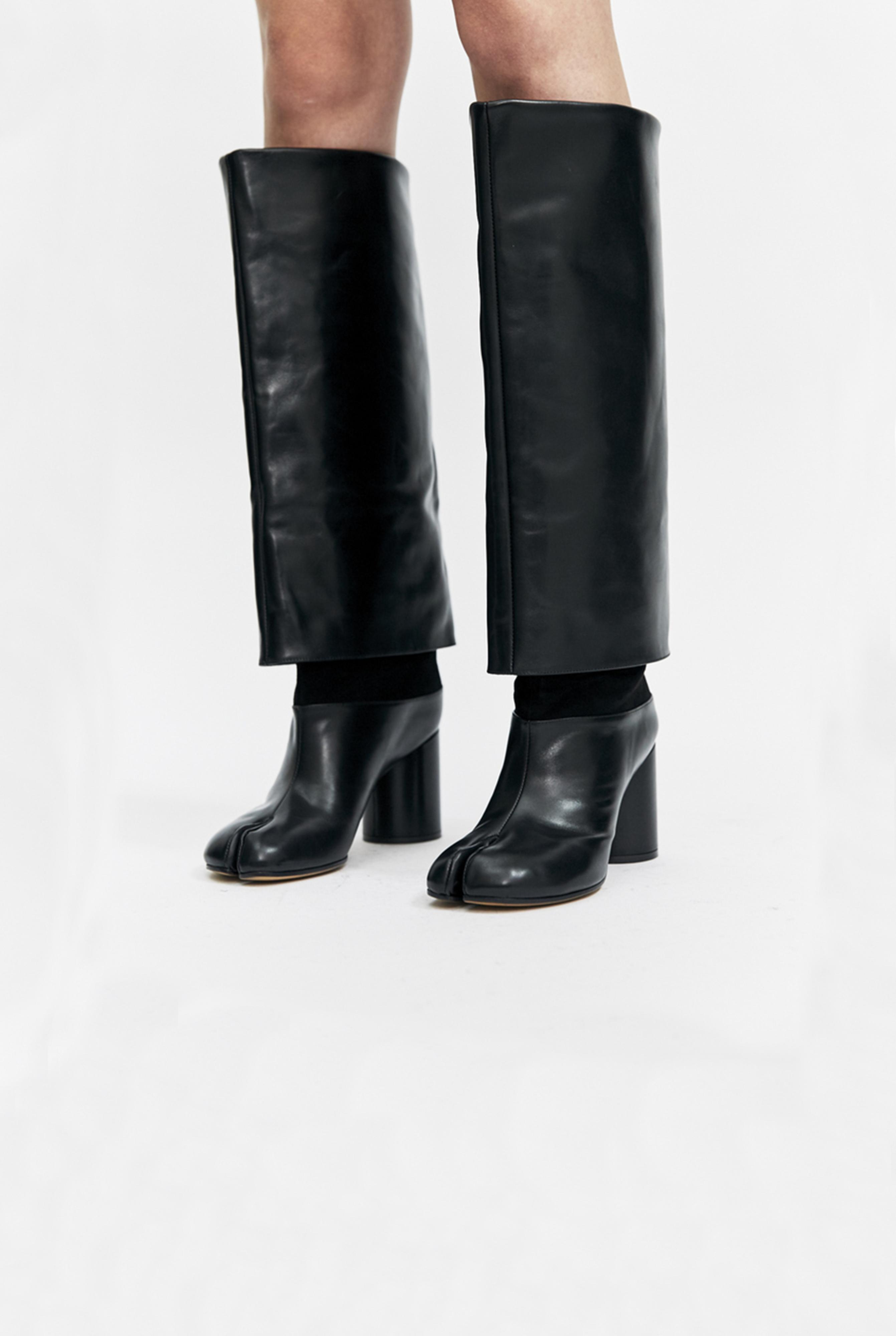 Maison Margiela oversize long Tabi boots sast cheap price visa payment cheap price buy cheap shop offer visa payment for sale I80t0sK9q
