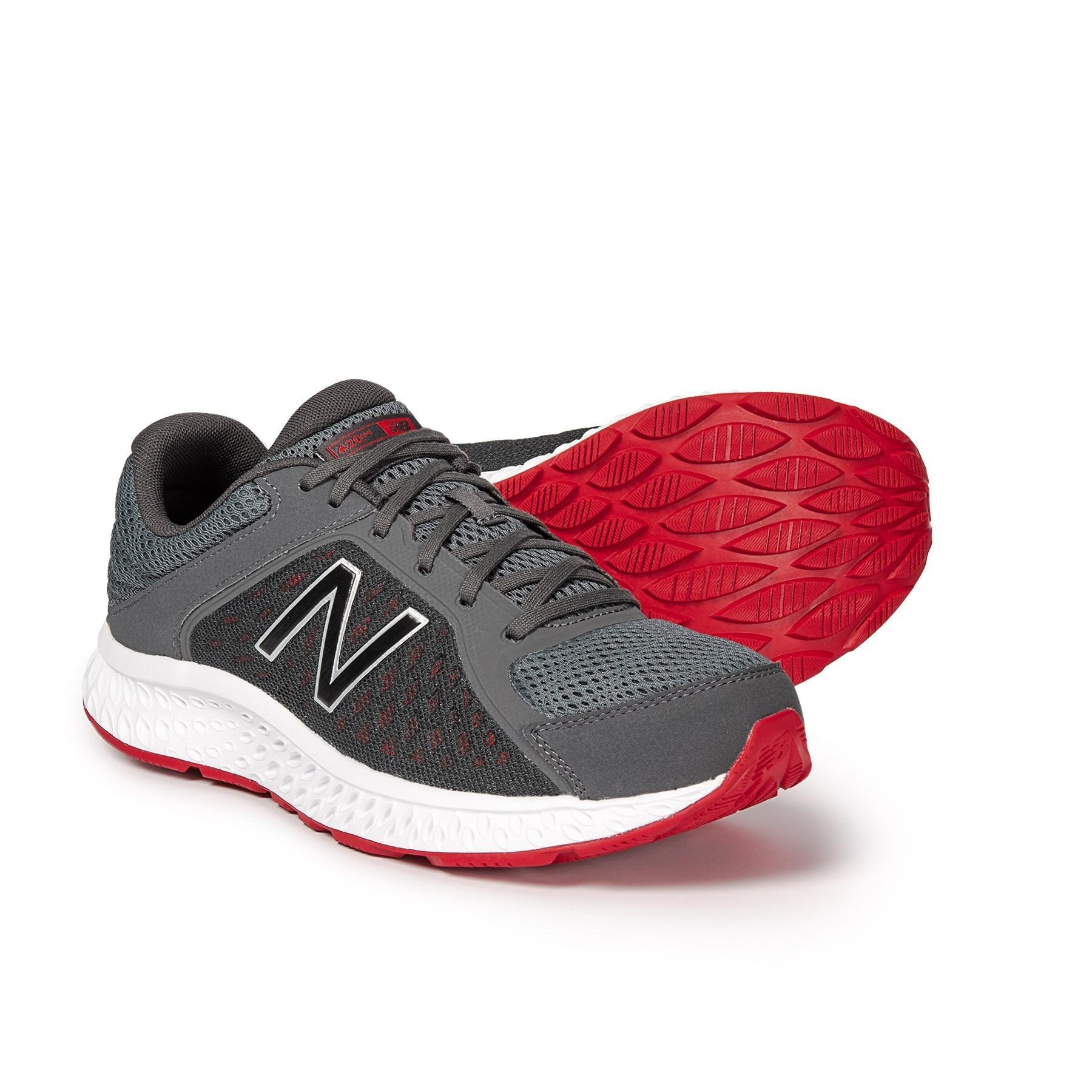 4b6acfc3d Lyst - New Balance 420v4 Running Shoes (for Men) in Red for Men