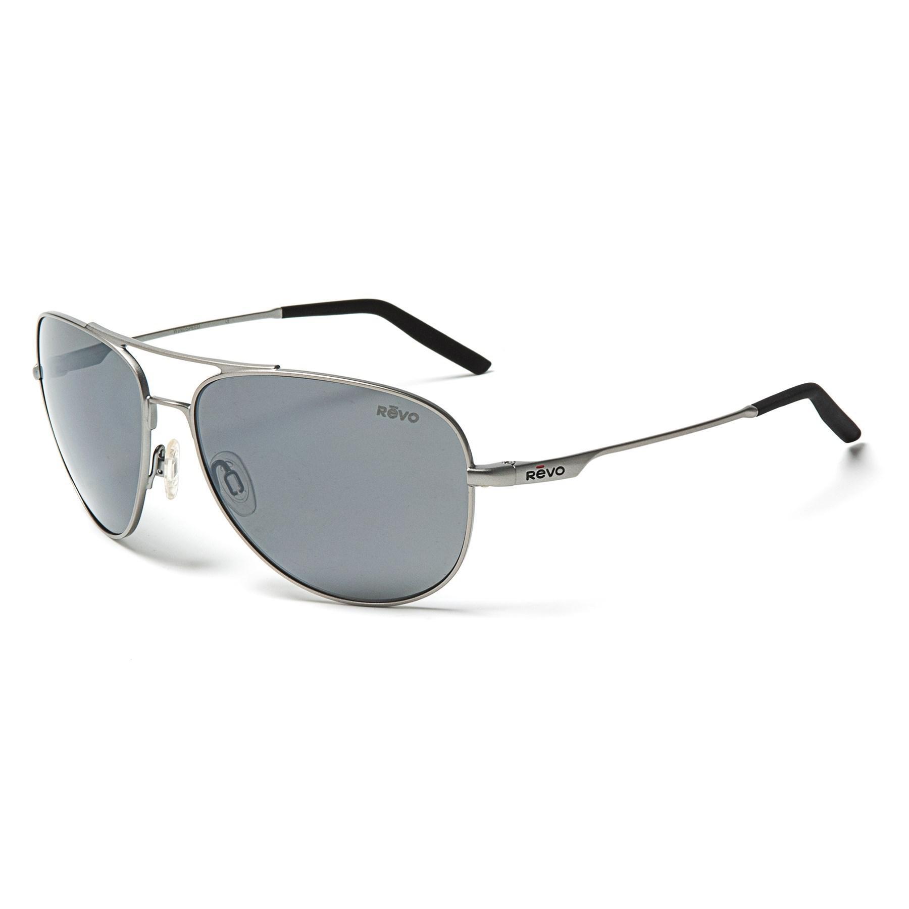 a6c8a4c089 Revo - Gray Windspeed Sunglasses for Men - Lyst. View fullscreen