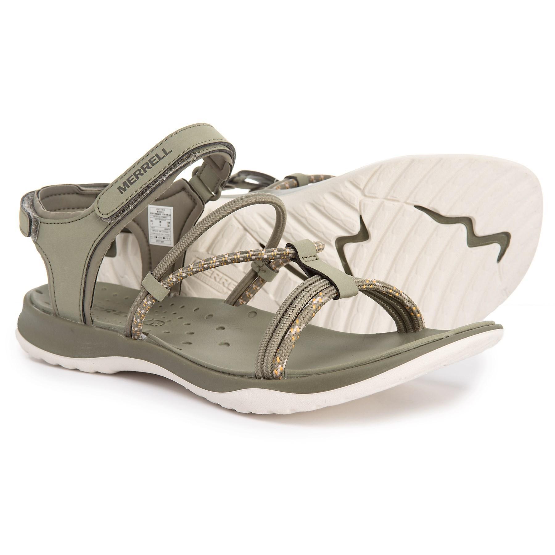 288815f578 Merrell - Multicolor Sunstone Strap Sandals (for Women) - Lyst. View  fullscreen