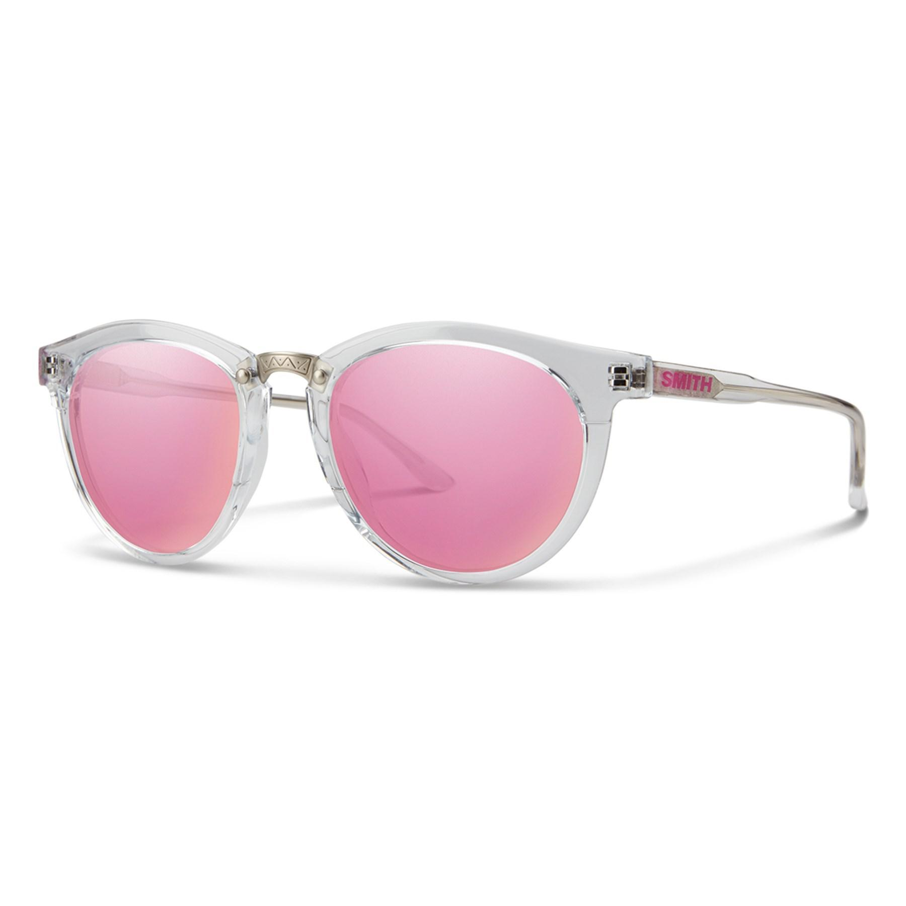 4c8c7bff29 Lyst - Smith Optics Questa Mirror Sunglasses (for Women) in Pink
