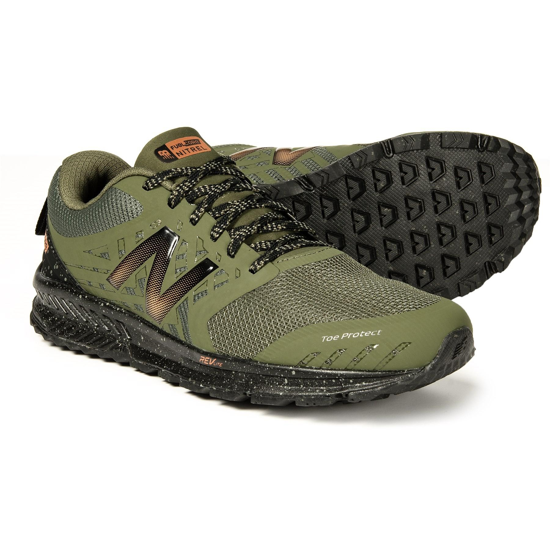 2e1021aa9b33f New Balance Fuelcore Nitrel Trail Running Shoes (for Men) in Green ...