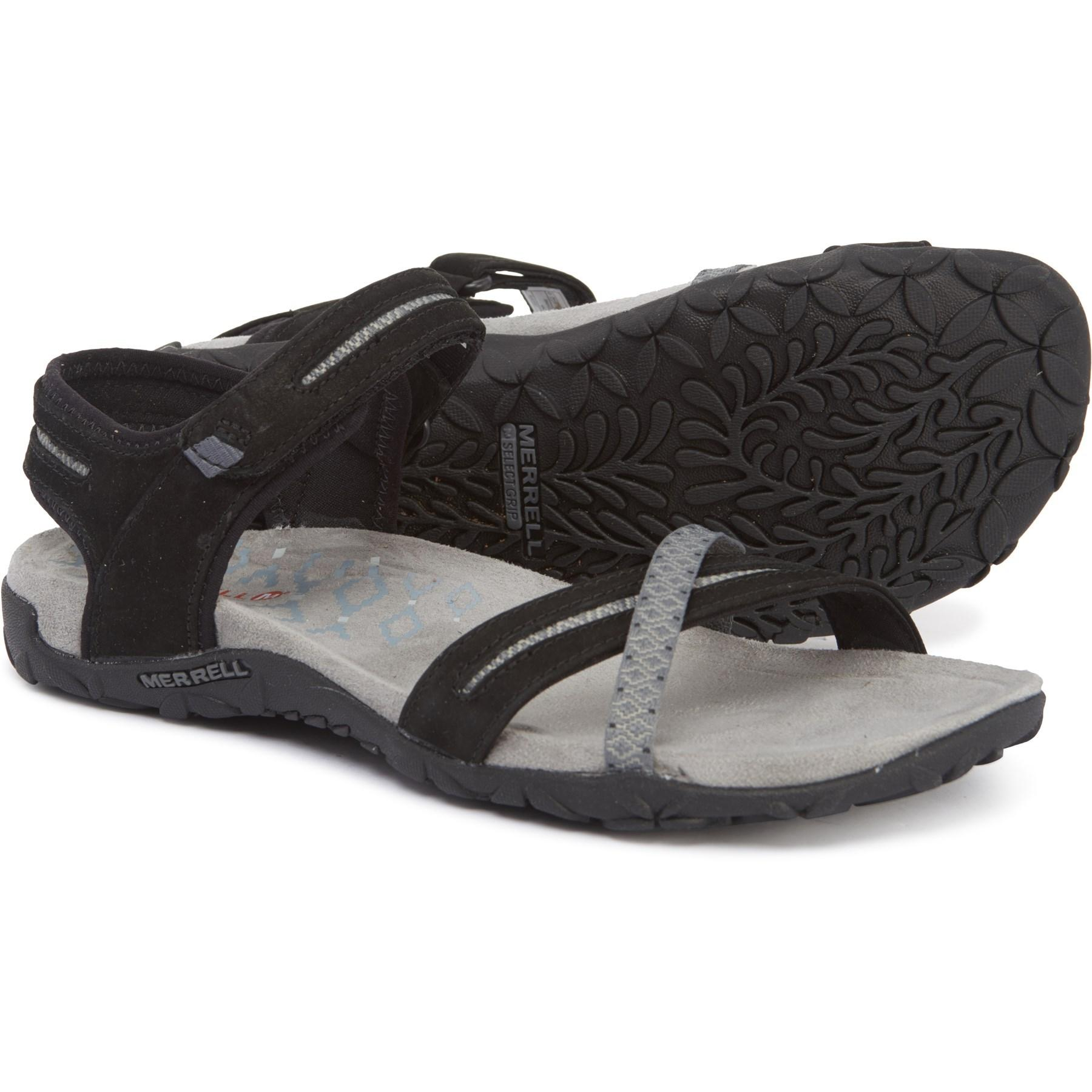 53b0781d35cdc Merrell - Black Terran Cross Ii Sport Sandals (for Women) - Lyst. View  fullscreen