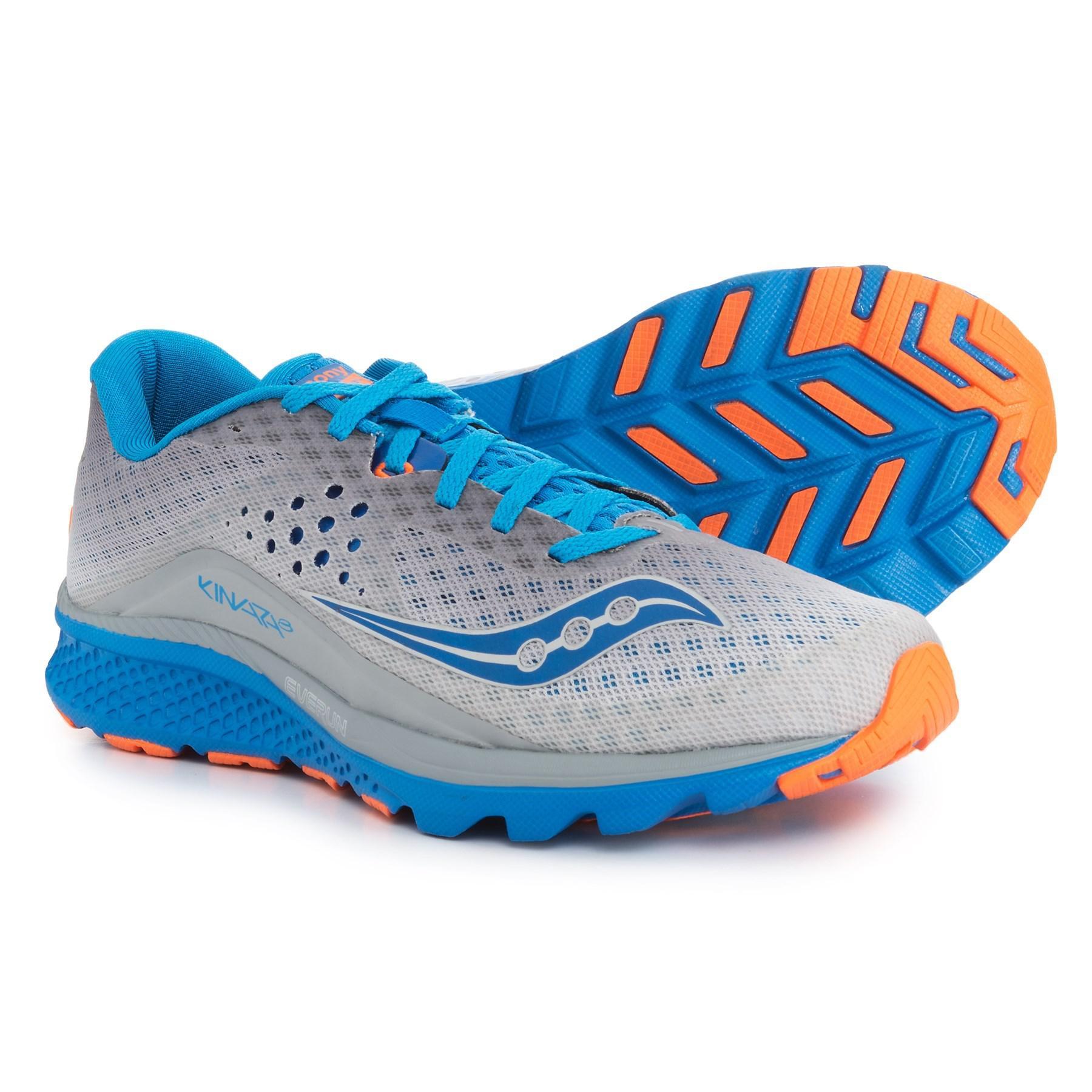 18b6b44a7256 Lyst - Saucony Kinvara 8 Running Shoes (for Men) in Blue for Men