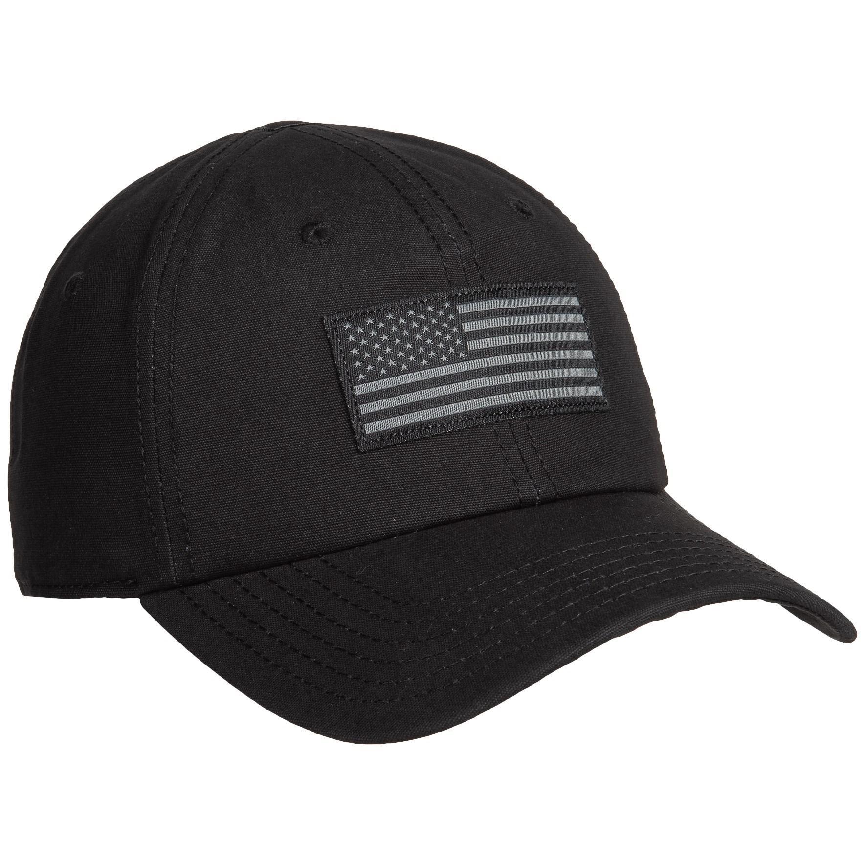 Lyst - Magnum Flag Baseball Cap (for Men) in Black for Men 6957e711fe40