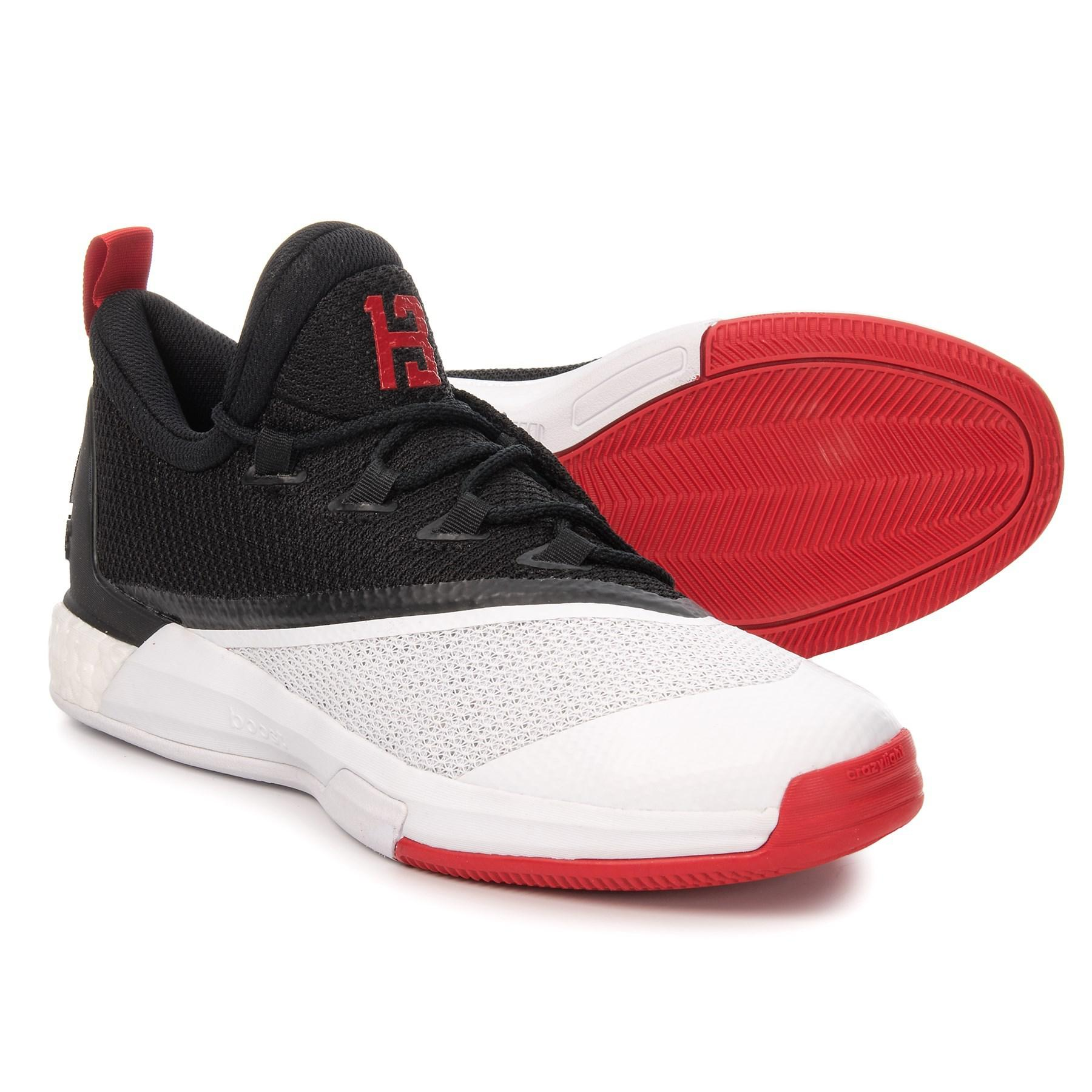 6f998f8ab60 Lyst - adidas Crazylight Boost 2.5 Low Basketball Shoes (for Men) in ...