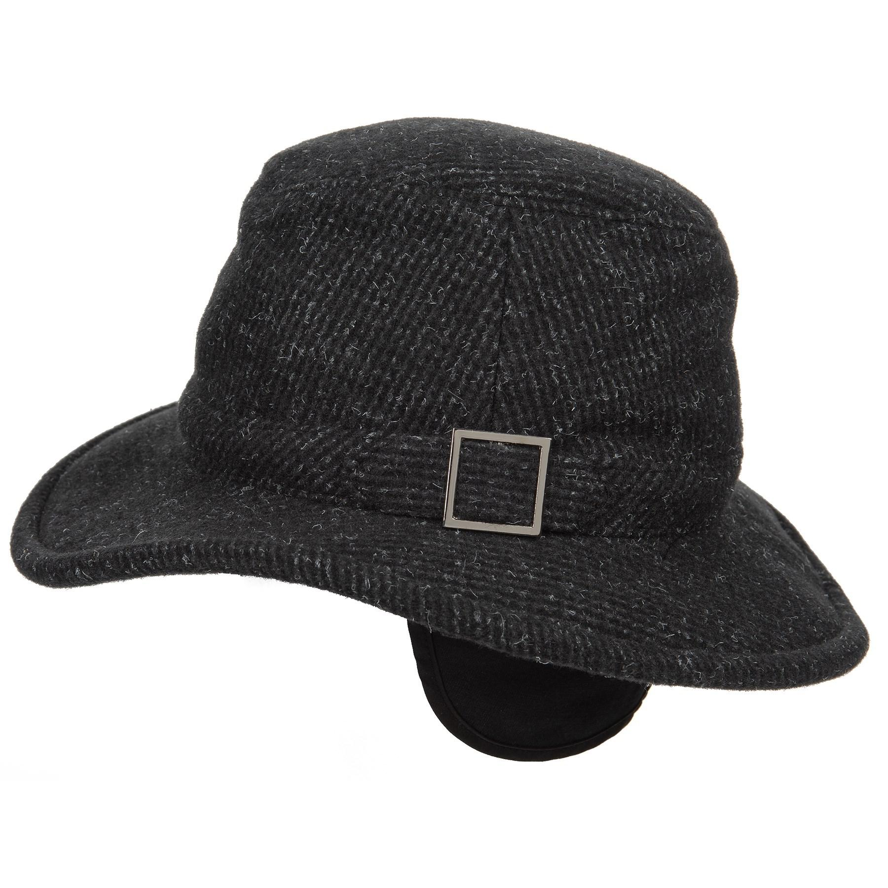 5bcb877566ea1 ... canada lyst tilley tec wool hat for men in gray for men 3add9 78ad3 ...