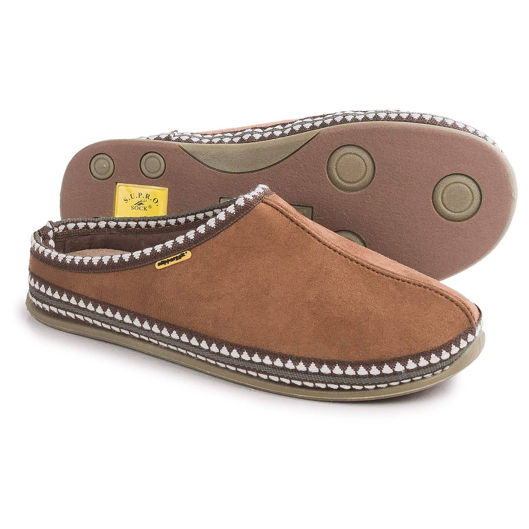 1a29b0f1792 Lyst deer stags explorer slippers for men in brown for men jpg 1800x1800 Deer  stag slippers