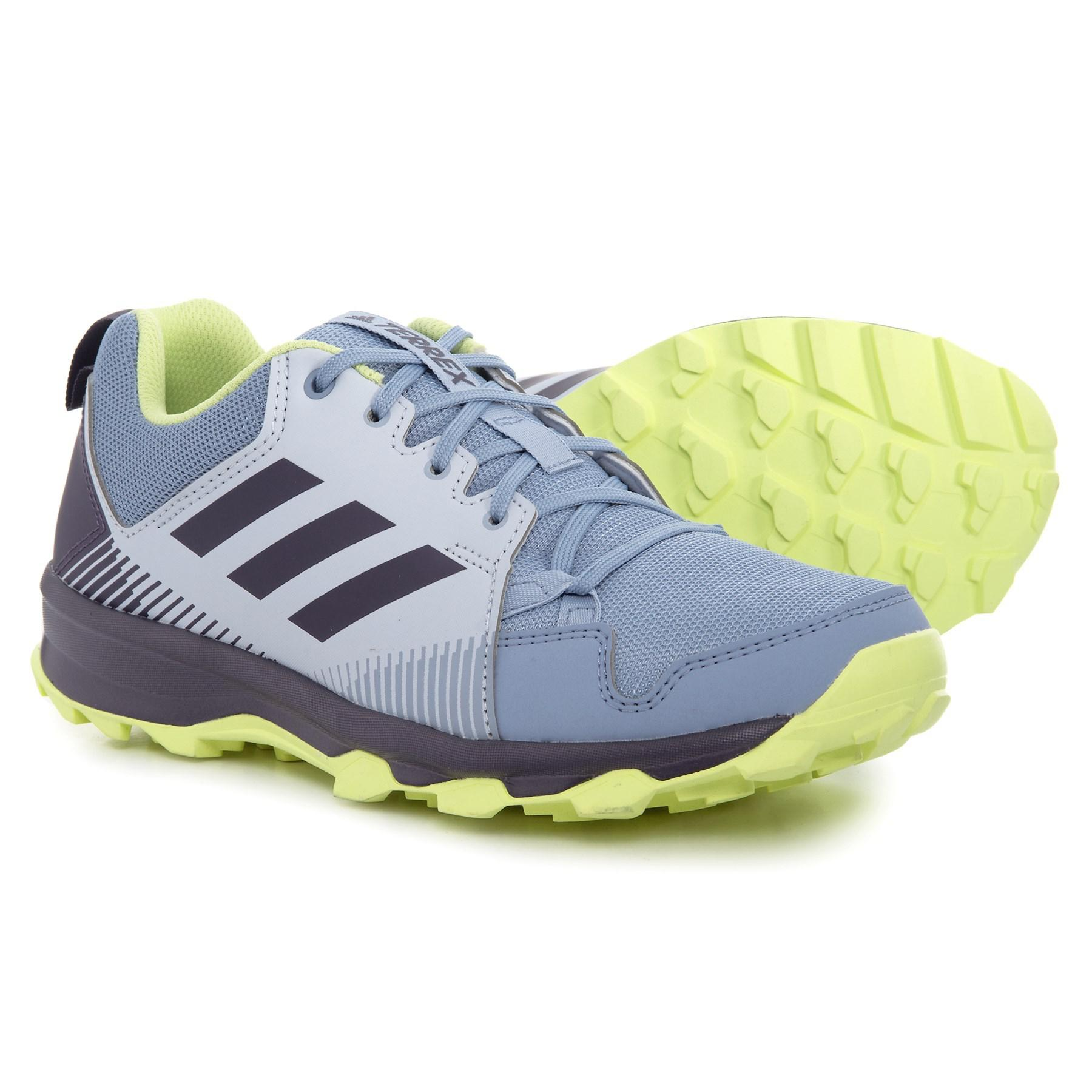outlet store 7db97 76a01 adidas. Blue Terrex Tracerocker Trail Running Shoes ...