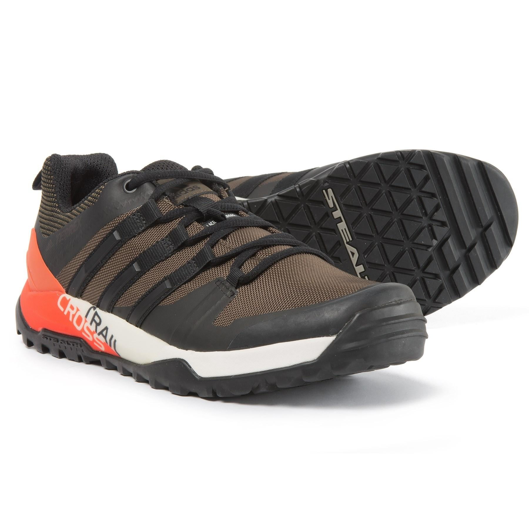 Adidas Terrex Trail Cross Sl Hiking Shoes For Men In