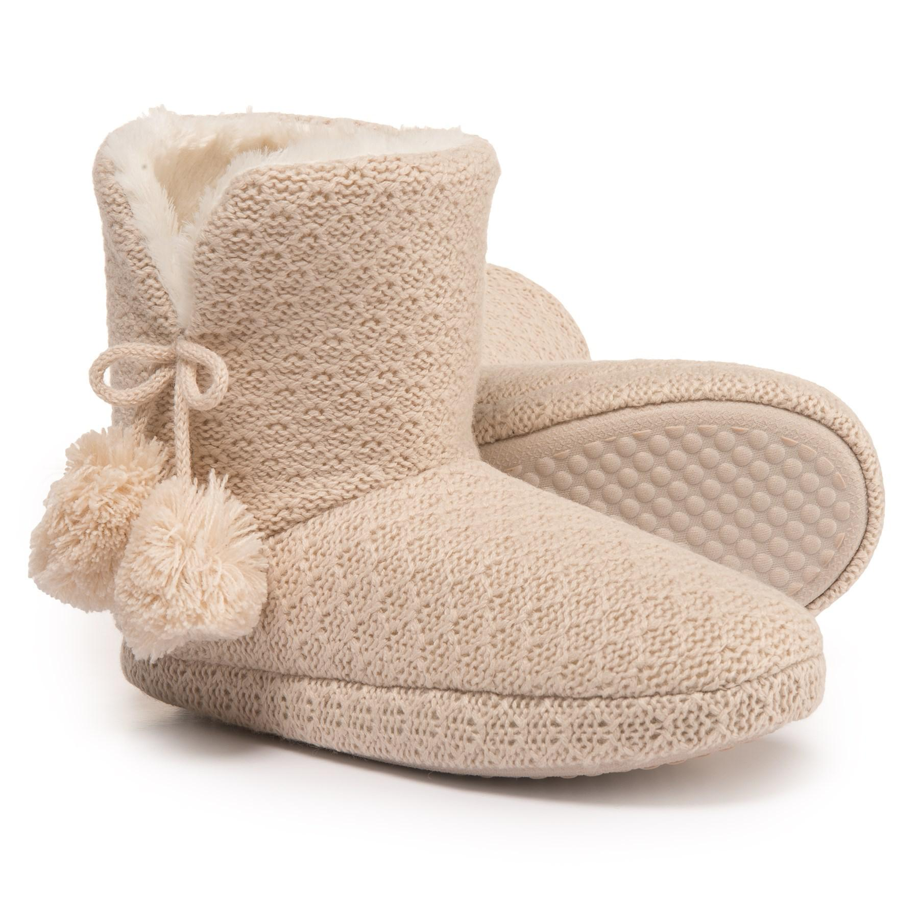 f8338af7782 Lyst - Daniel Green Ariah Slipper Booties (for Women) in Natural