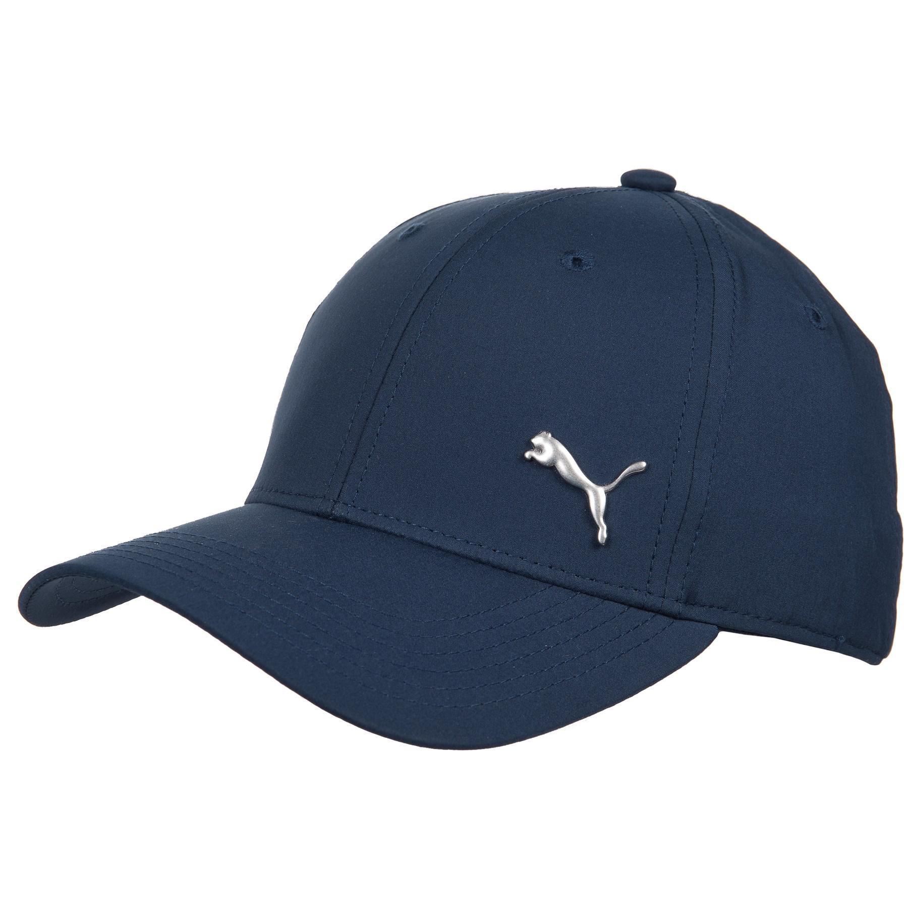 Lyst - PUMA Evercat Alloy Stretch Fit Baseball Cap (for Men) in Blue ... f49921a84cc