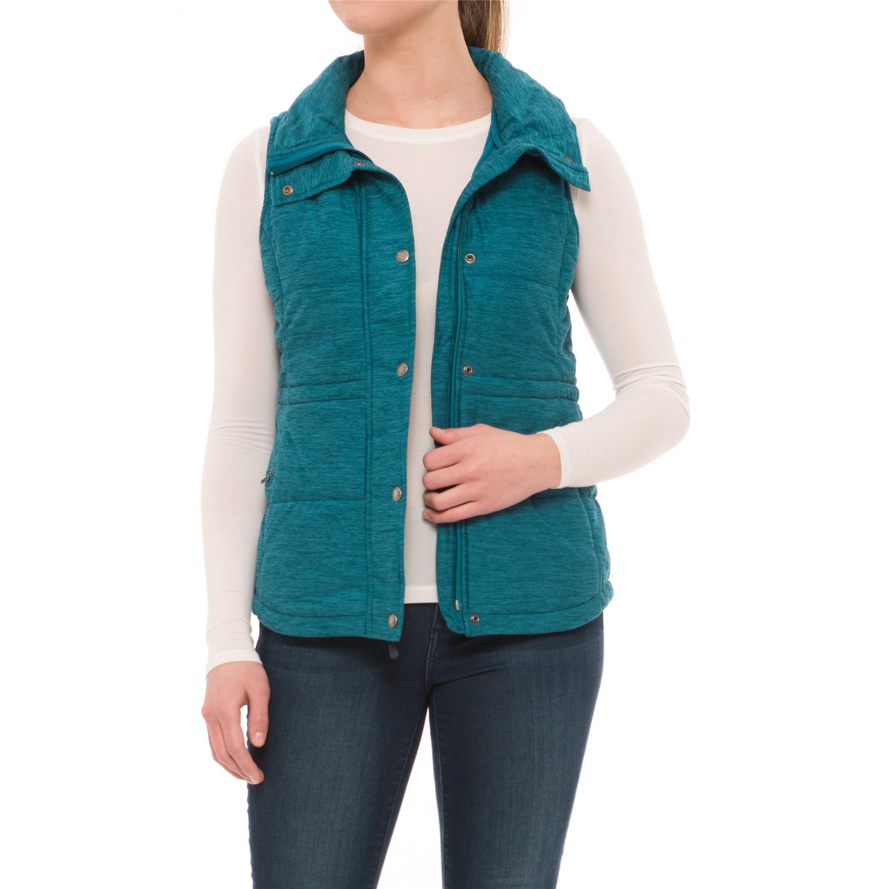 080fcbce610a Lyst - The North Face Pseudio Vest in Blue