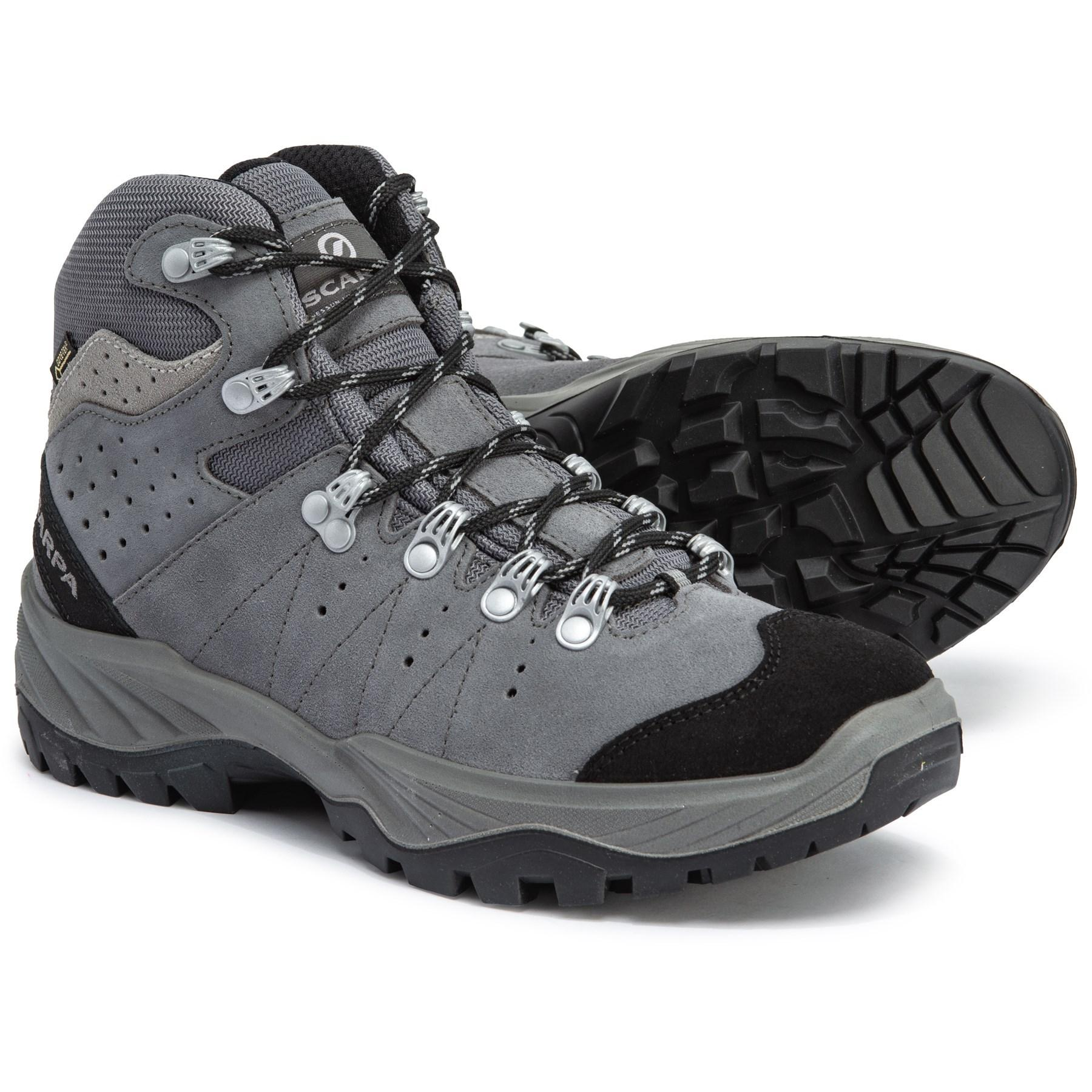 9d4fae084ba SCARPA Mistral Gore-tex® Hiking Boots in Gray - Lyst