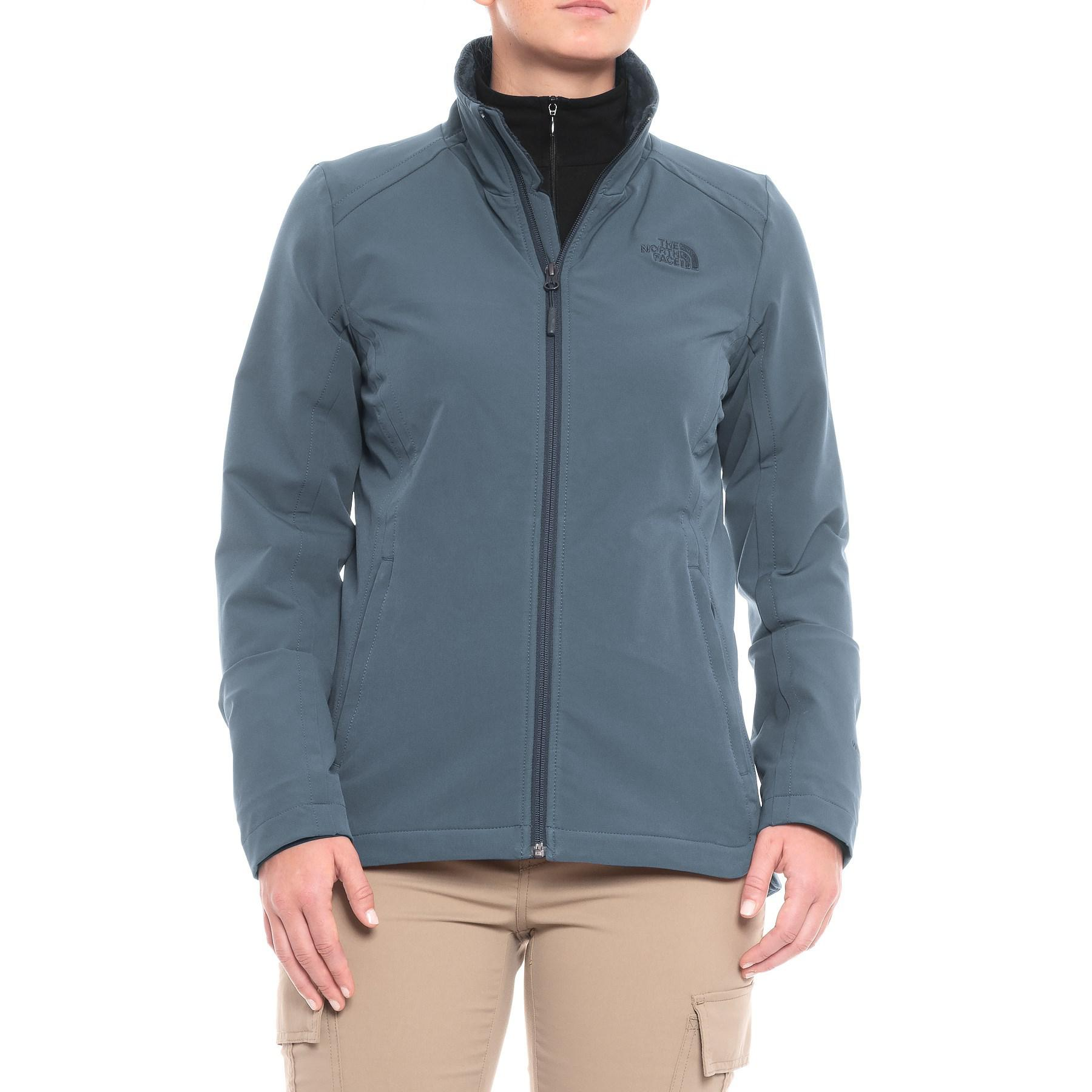 2e16e3920 Lyst - The North Face Lisie Raschel Jacket (for Women) in Blue