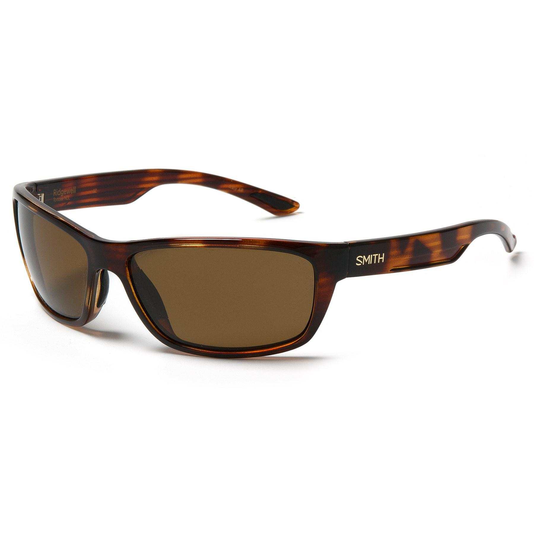 af5fed9bc4 Lyst - Smith Optics Ridgewell Sunglasses in Brown for Men