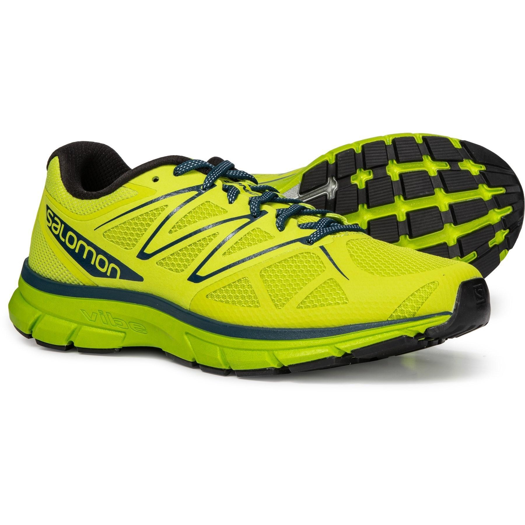 9822eca6c499 Lyst - Yves Salomon Sonic Running Shoes (for Men) in Green for Men