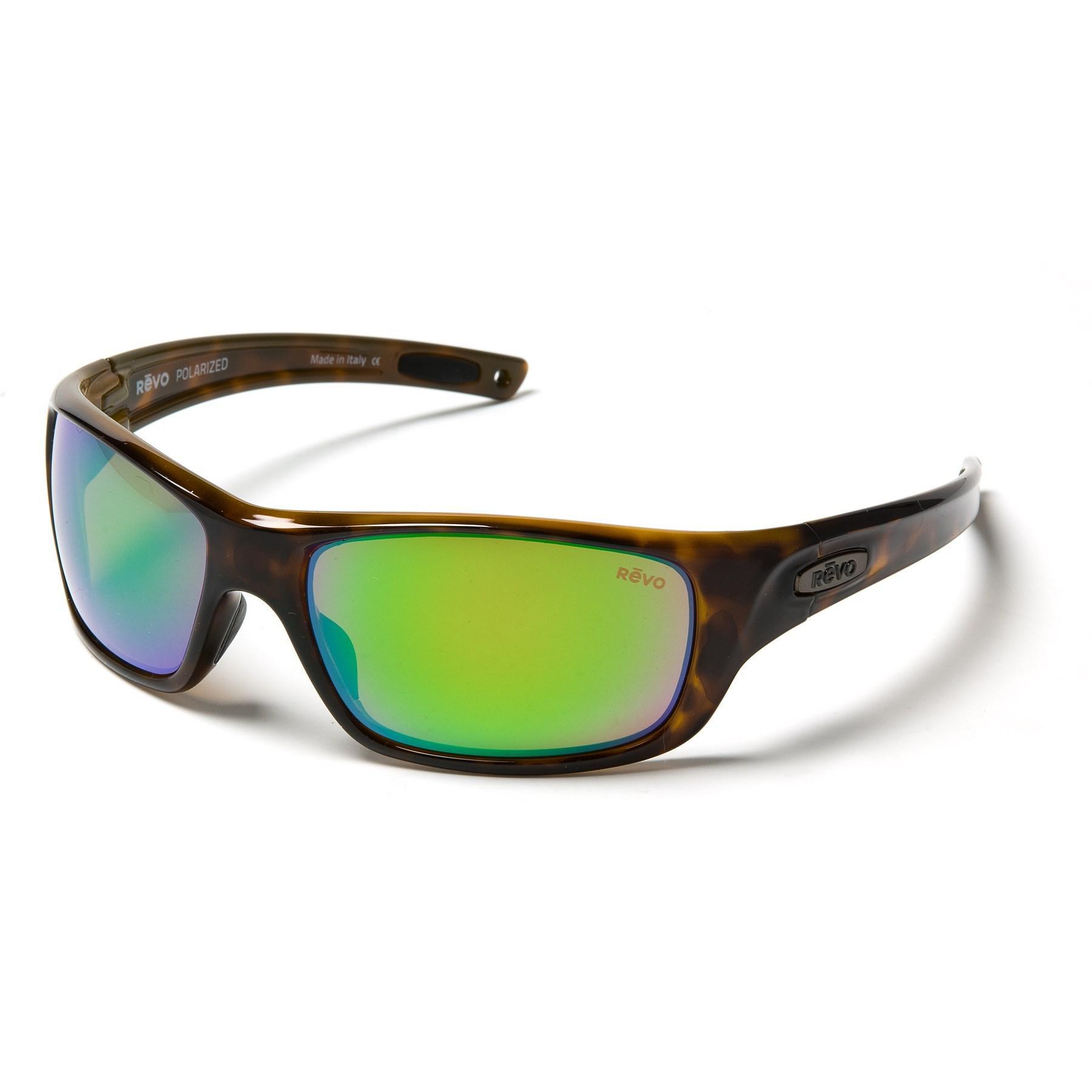 8bec00e0c6655 Lyst - Revo Guide 2 Sunglasses in Green for Men