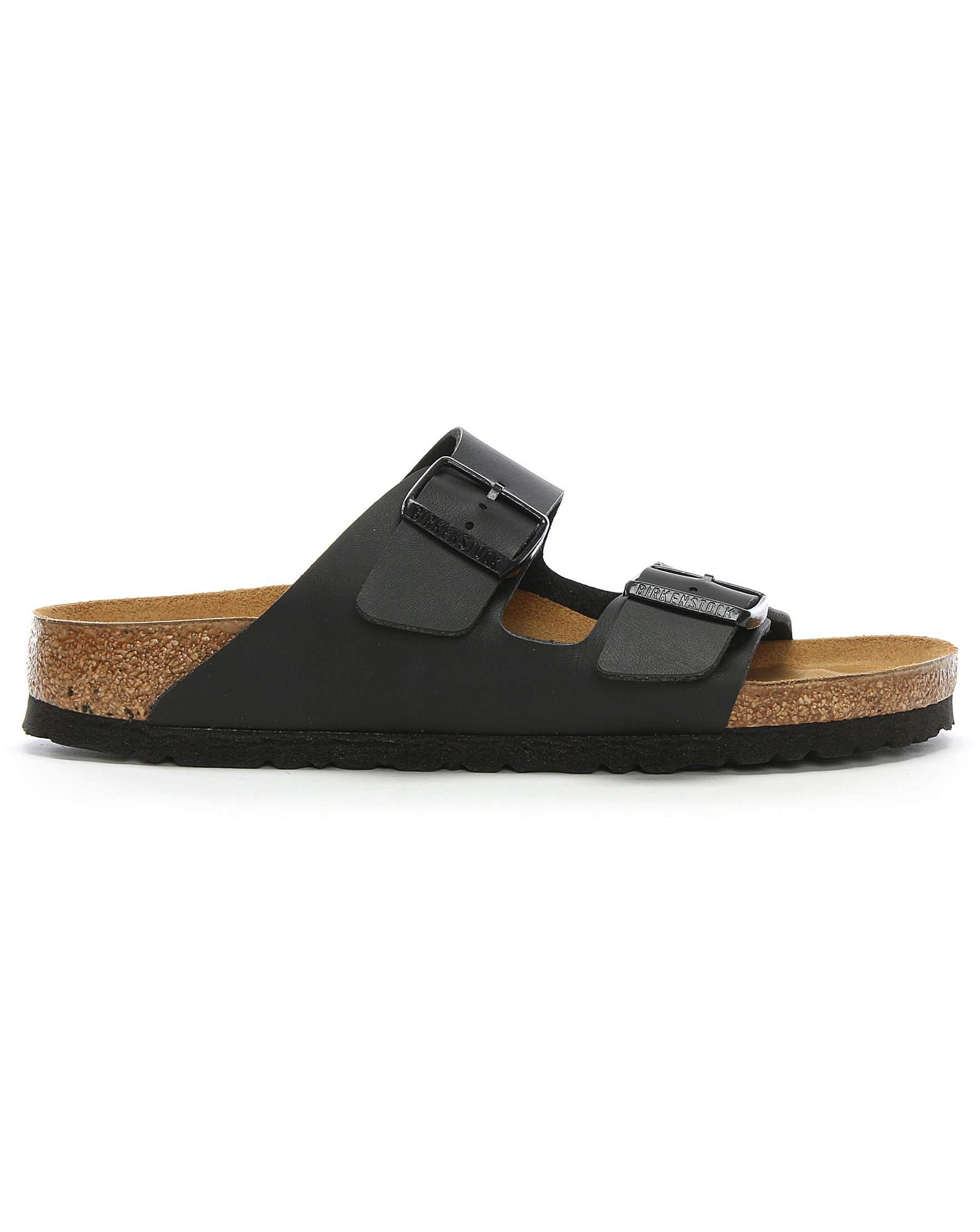 4d9f8386ec4b Birkenstock Arizona Birko-flor Mules in Black for Men - Lyst