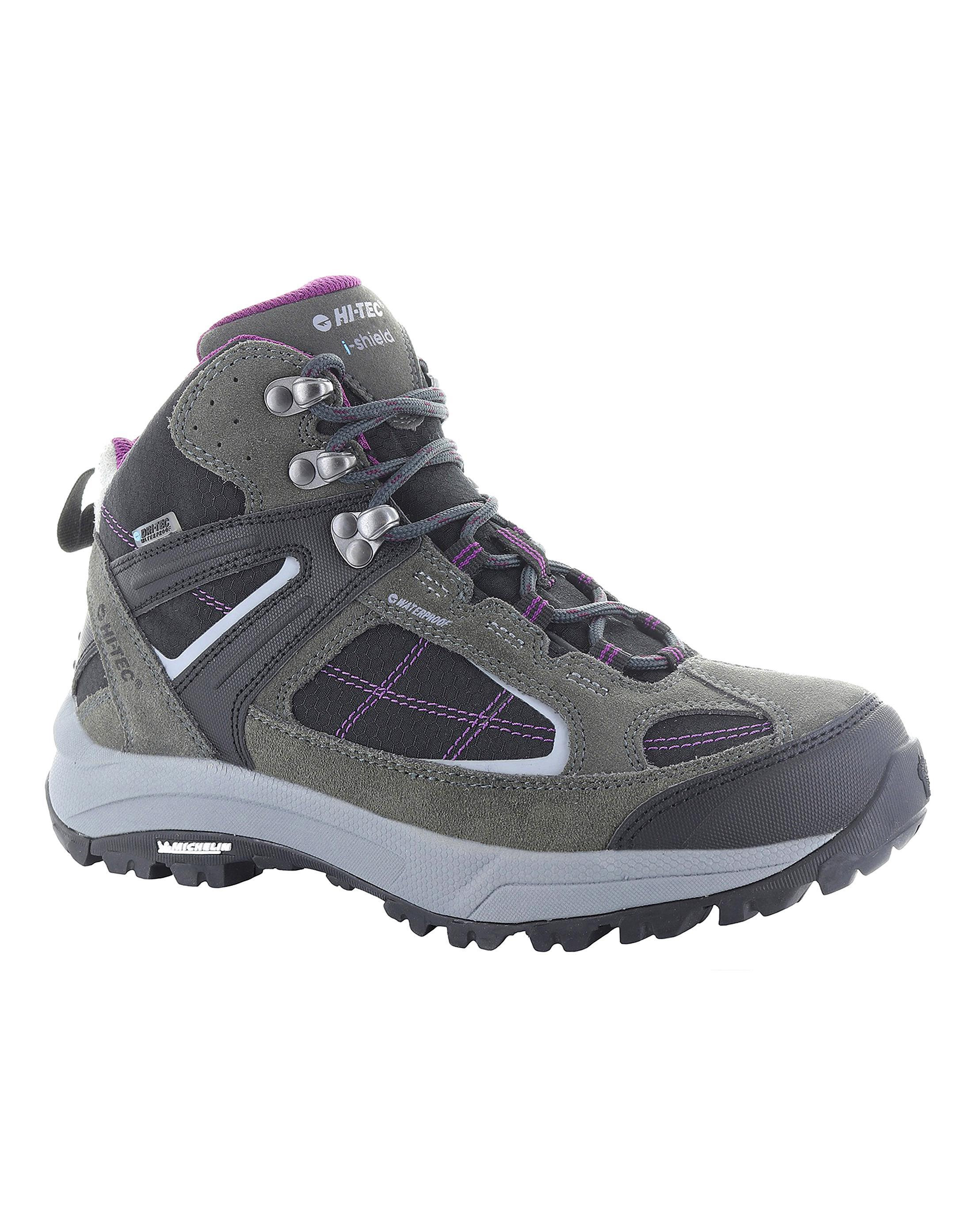 49ee28965d1 Lyst - Simply Be Hi Tec Altitude Vi-lite Mid Shoes in Gray