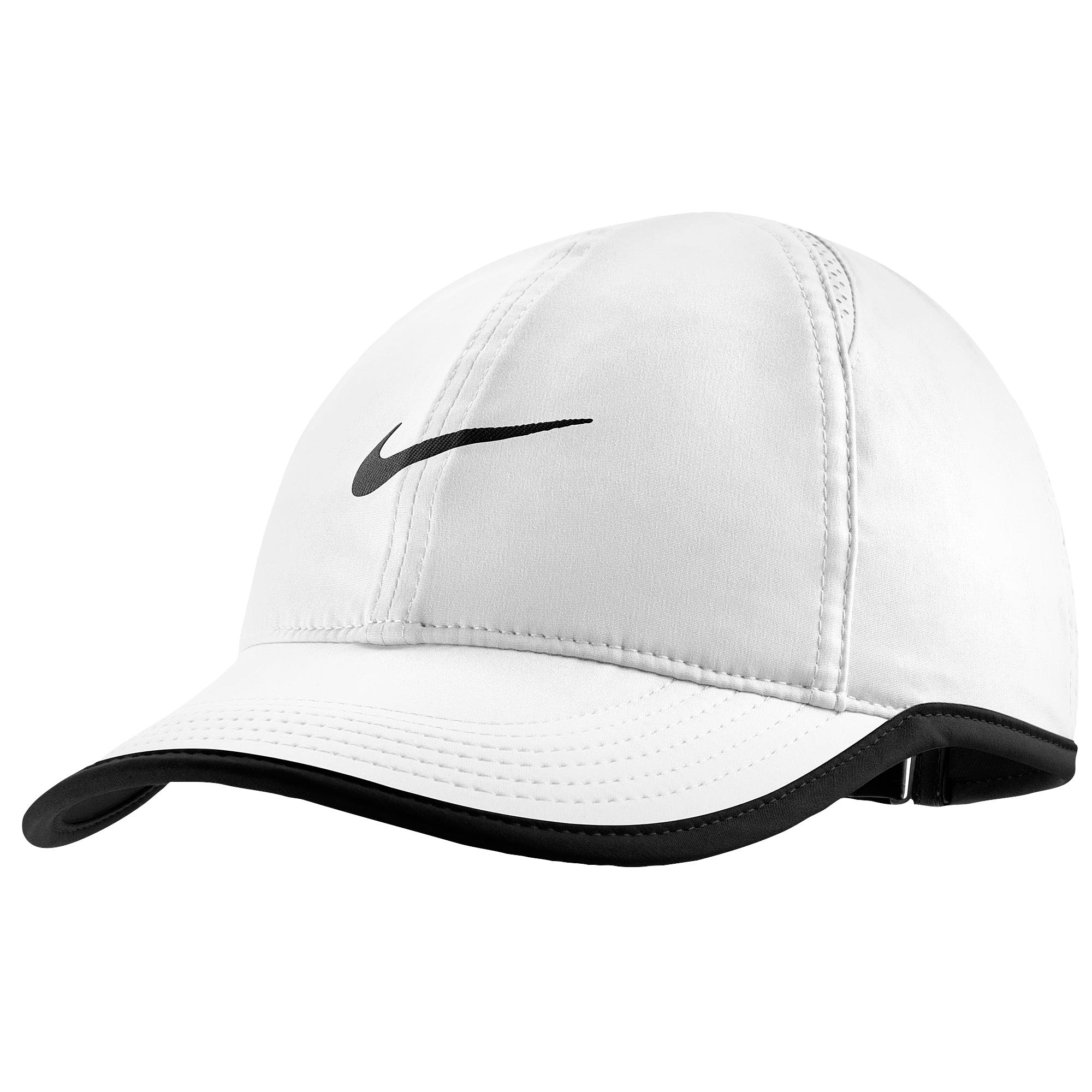 Lyst - Nike Dri-fit Featherlight Cap in White for Men 465d76f26eb5