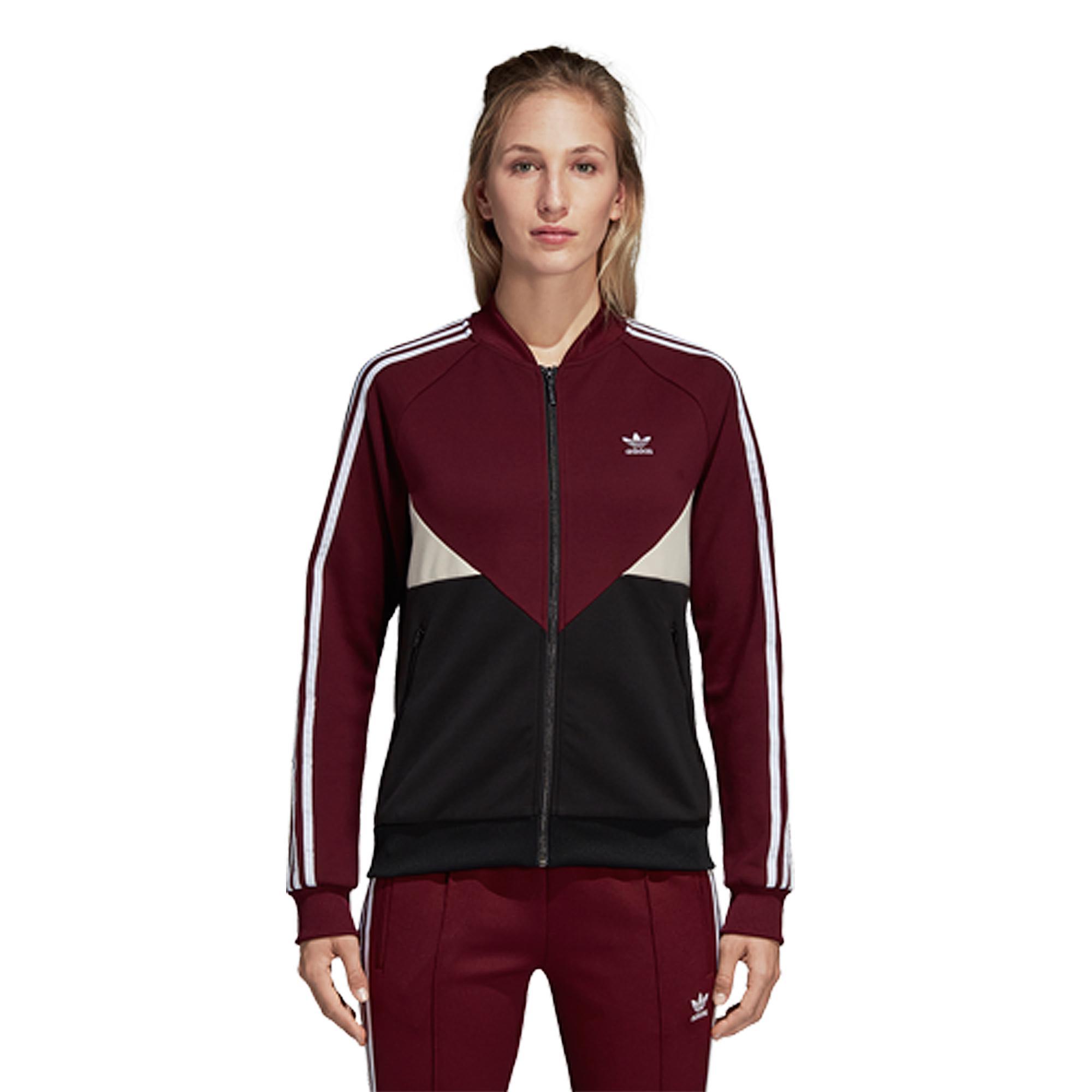 Lyst - adidas Originals Colorado Track Jacket in Red 3359b8e9d