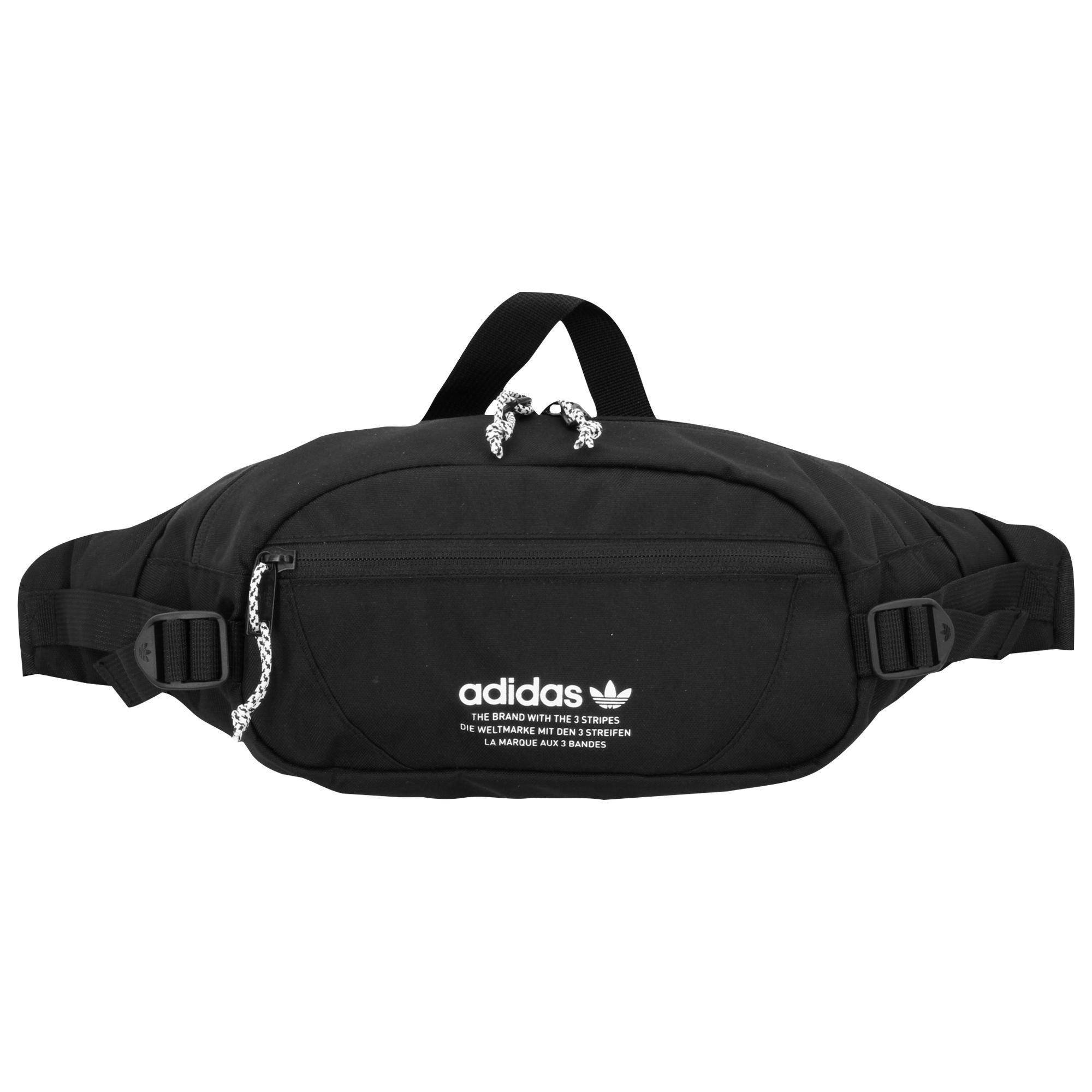 Lyst - adidas Originals Utility Crossbody Pack in Black for Men 1fcd13c5a2fd6