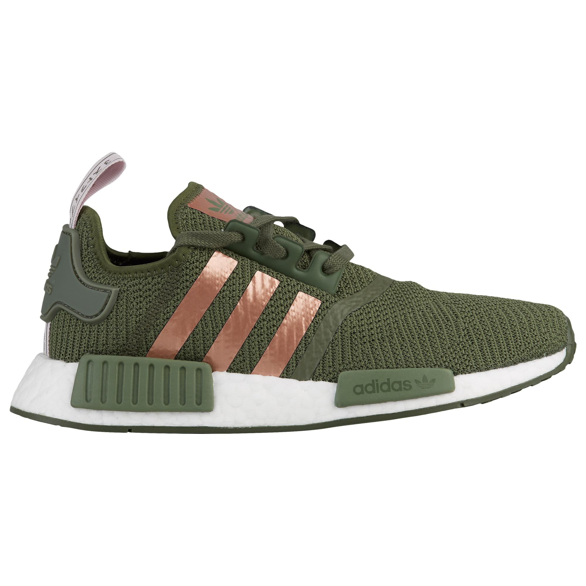online store 4d5b6 3eea1 Lyst Adidas Originals Nmd R1 In Green