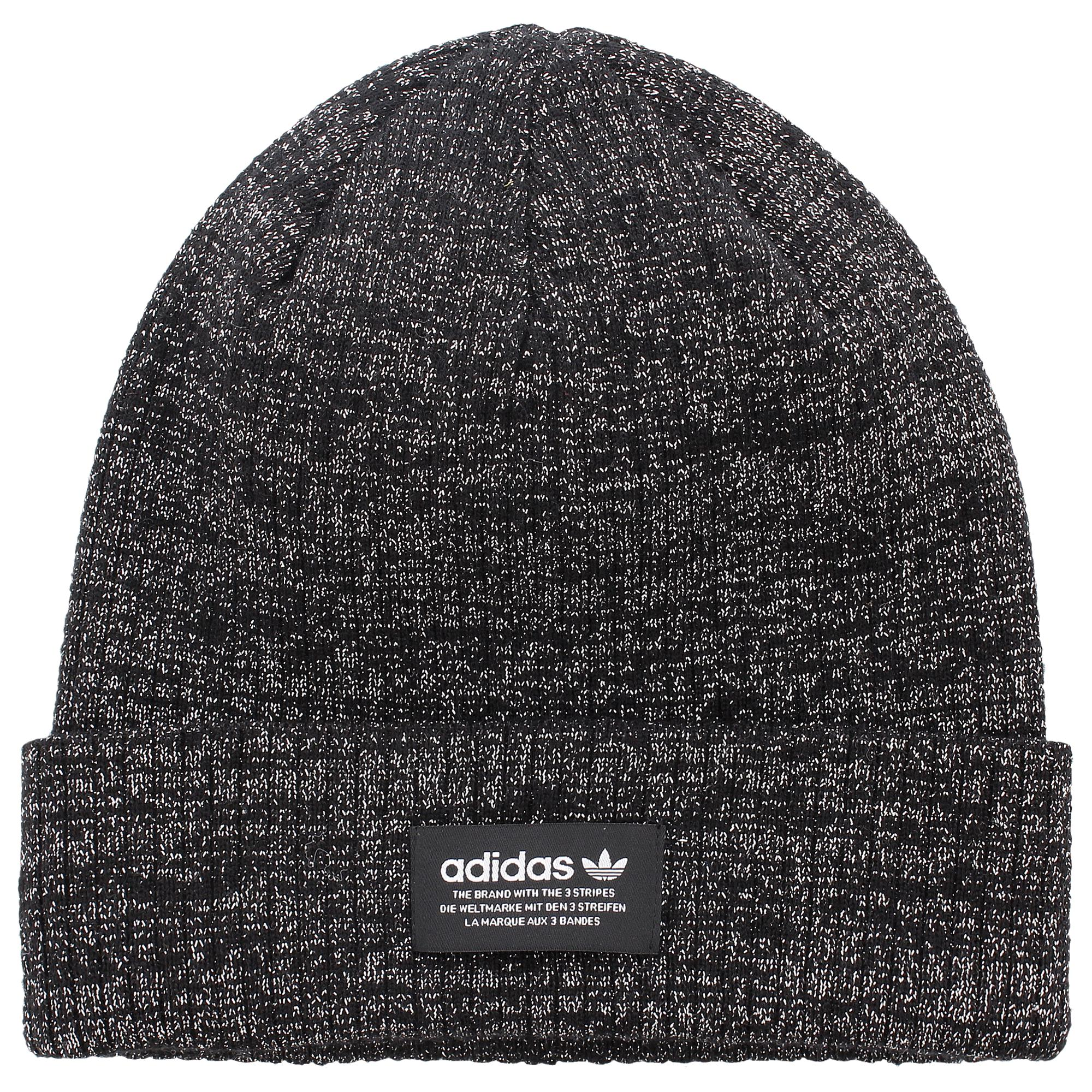 73a47762 adidas Originals Sparkle Beanie in Black - Lyst