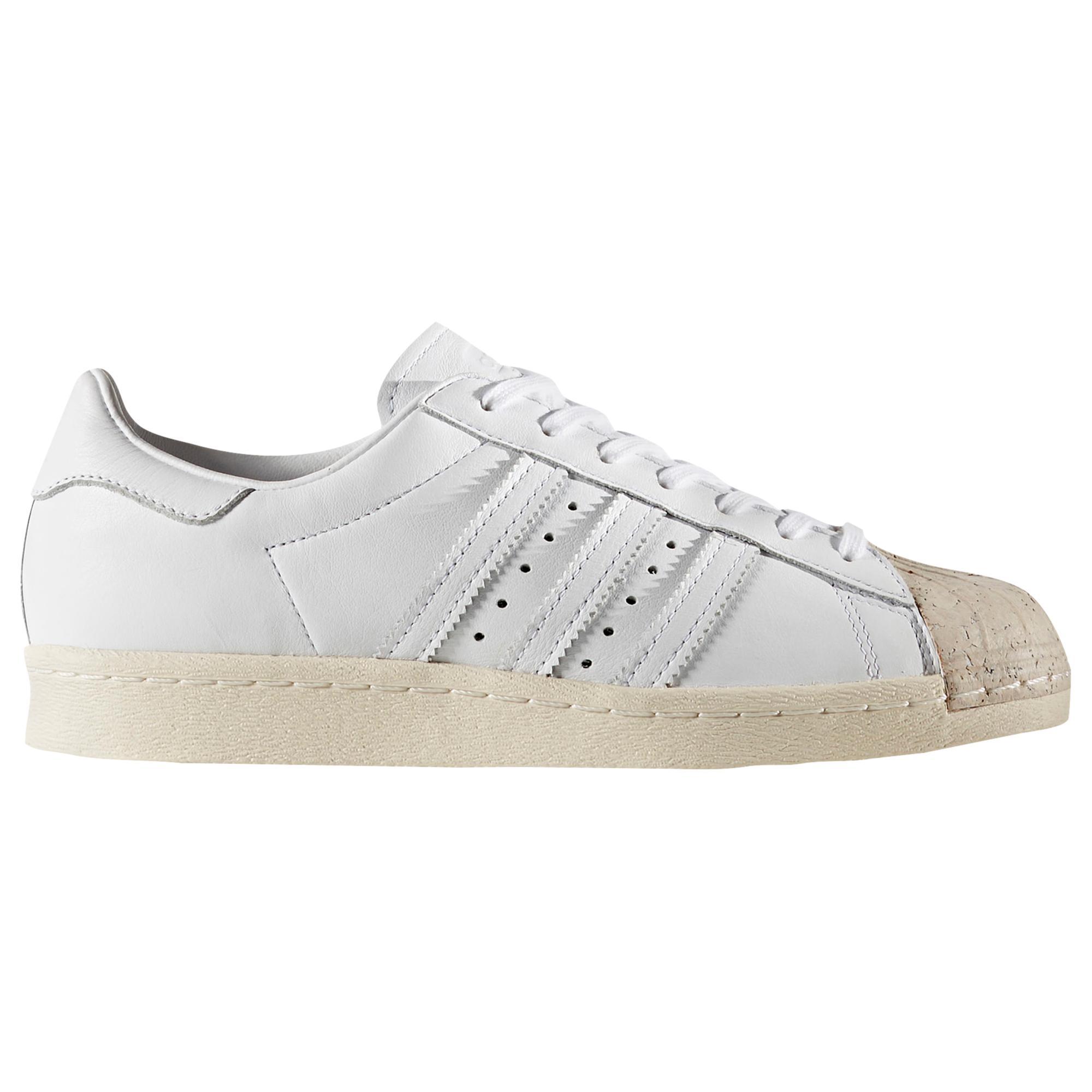 finest selection e83f9 19087 adidas Originals. Womens White Superstar 80s
