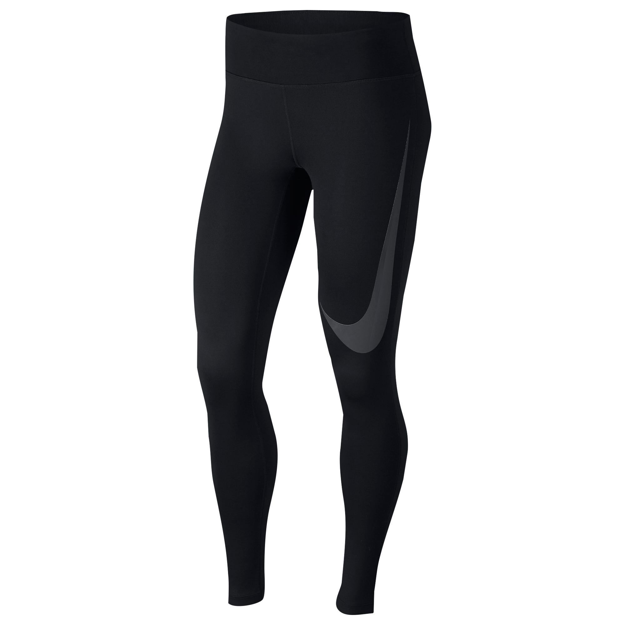 3110440909420 Nike Dri-fit Power Essential Tights in Black - Lyst