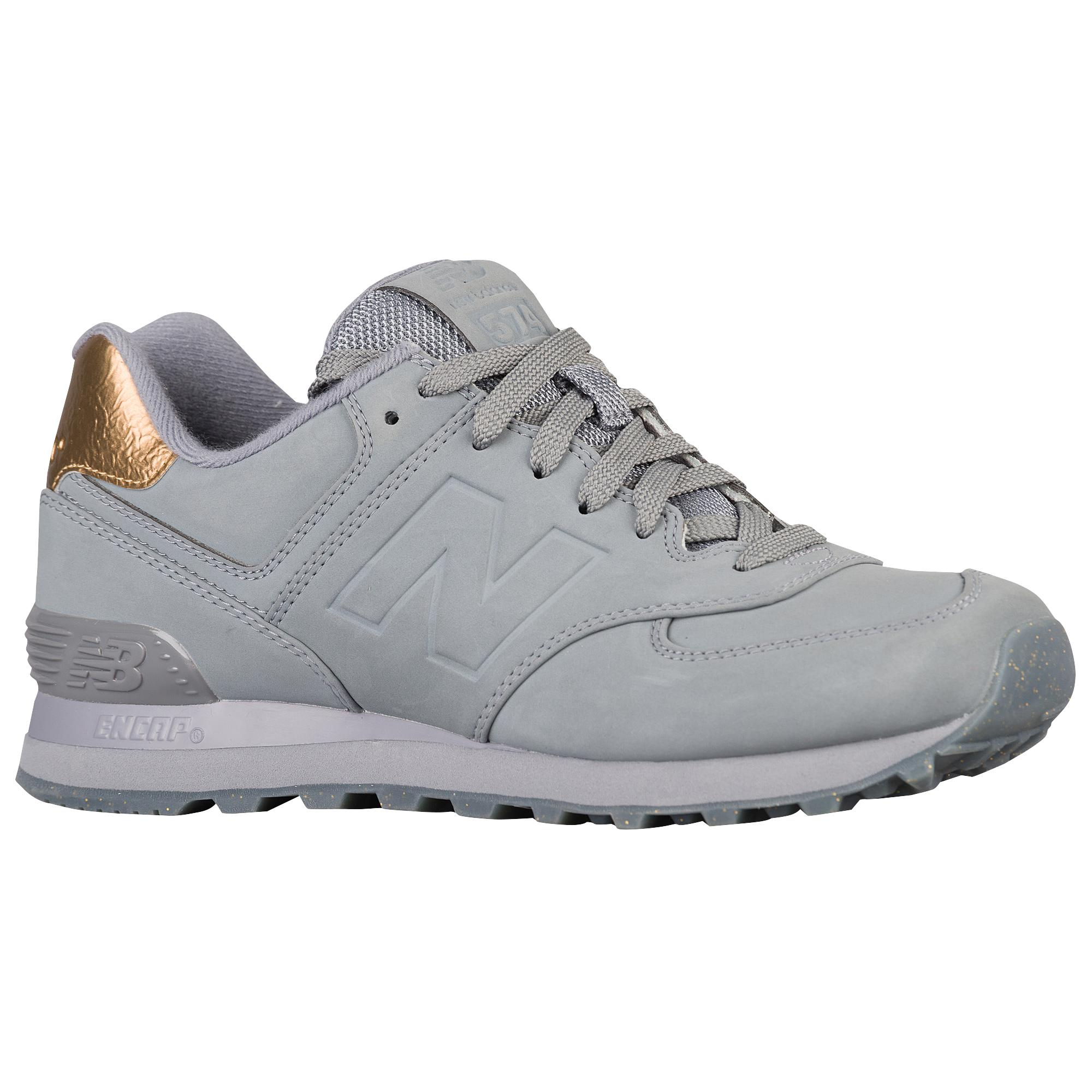 4fe0209019f9a ... Lyst - New Balance 574 in Gray