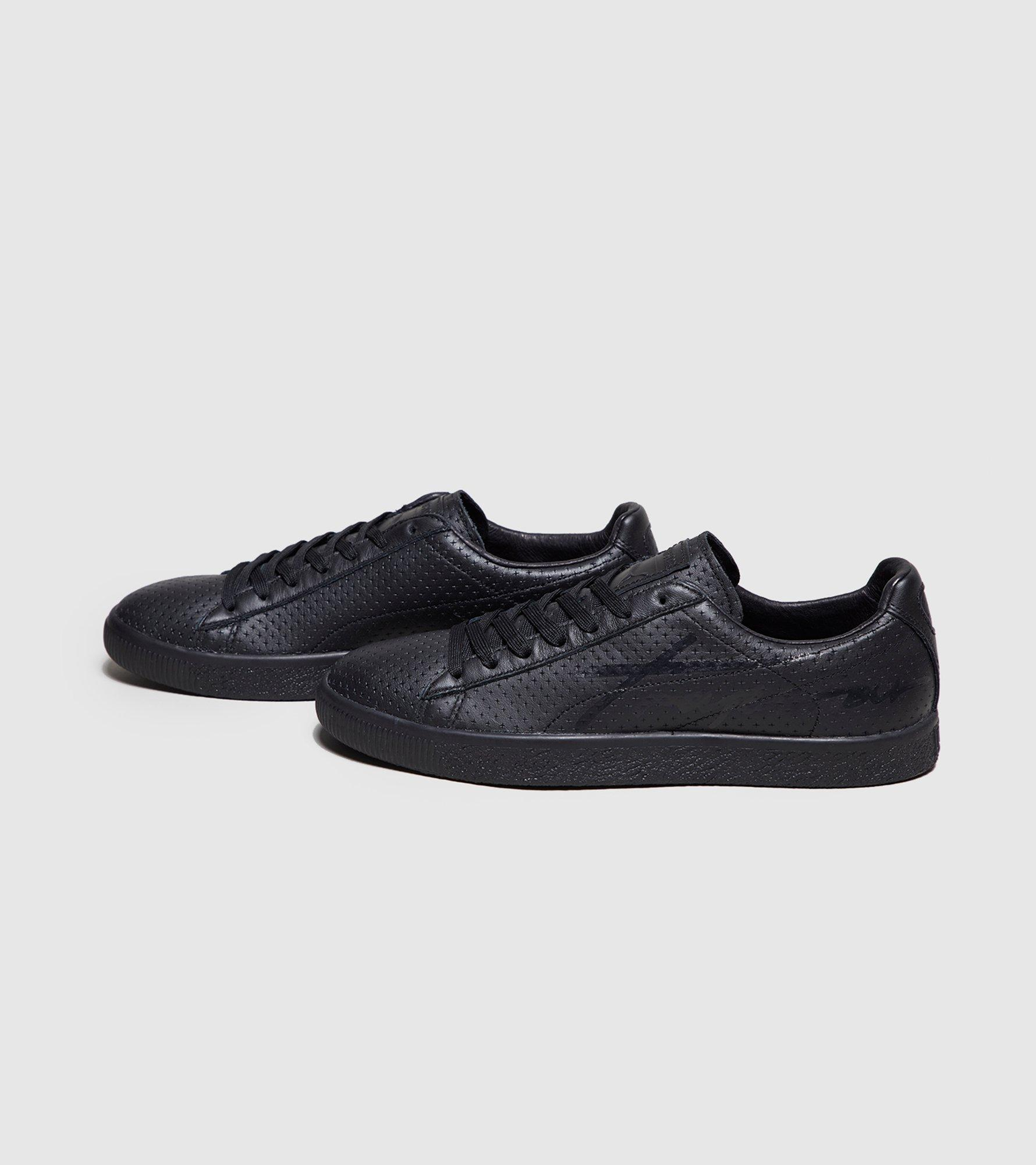 8ca9f47b74152d Lyst - PUMA X Trapstar Clyde Perforated in Black for Men
