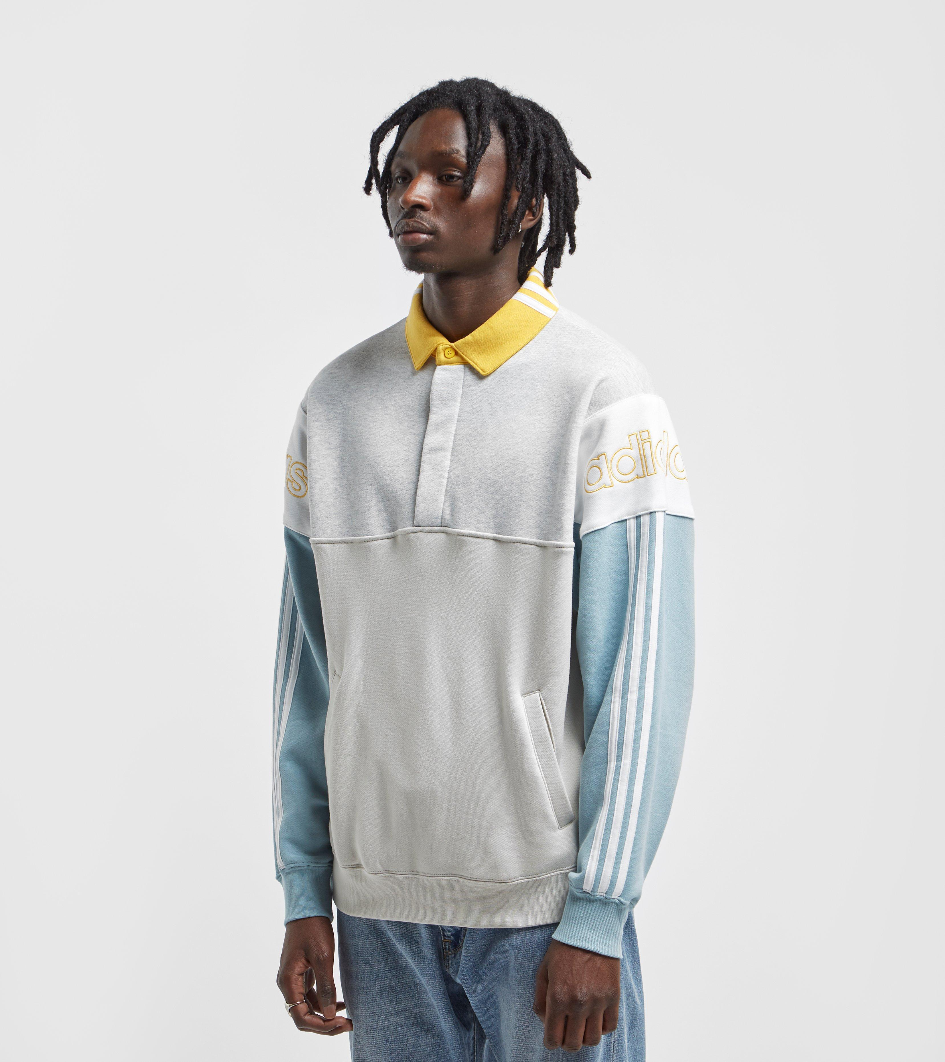 d787cffcea3 Learn These Adidas Originals Rugby Sweatshirt {Swypeout}
