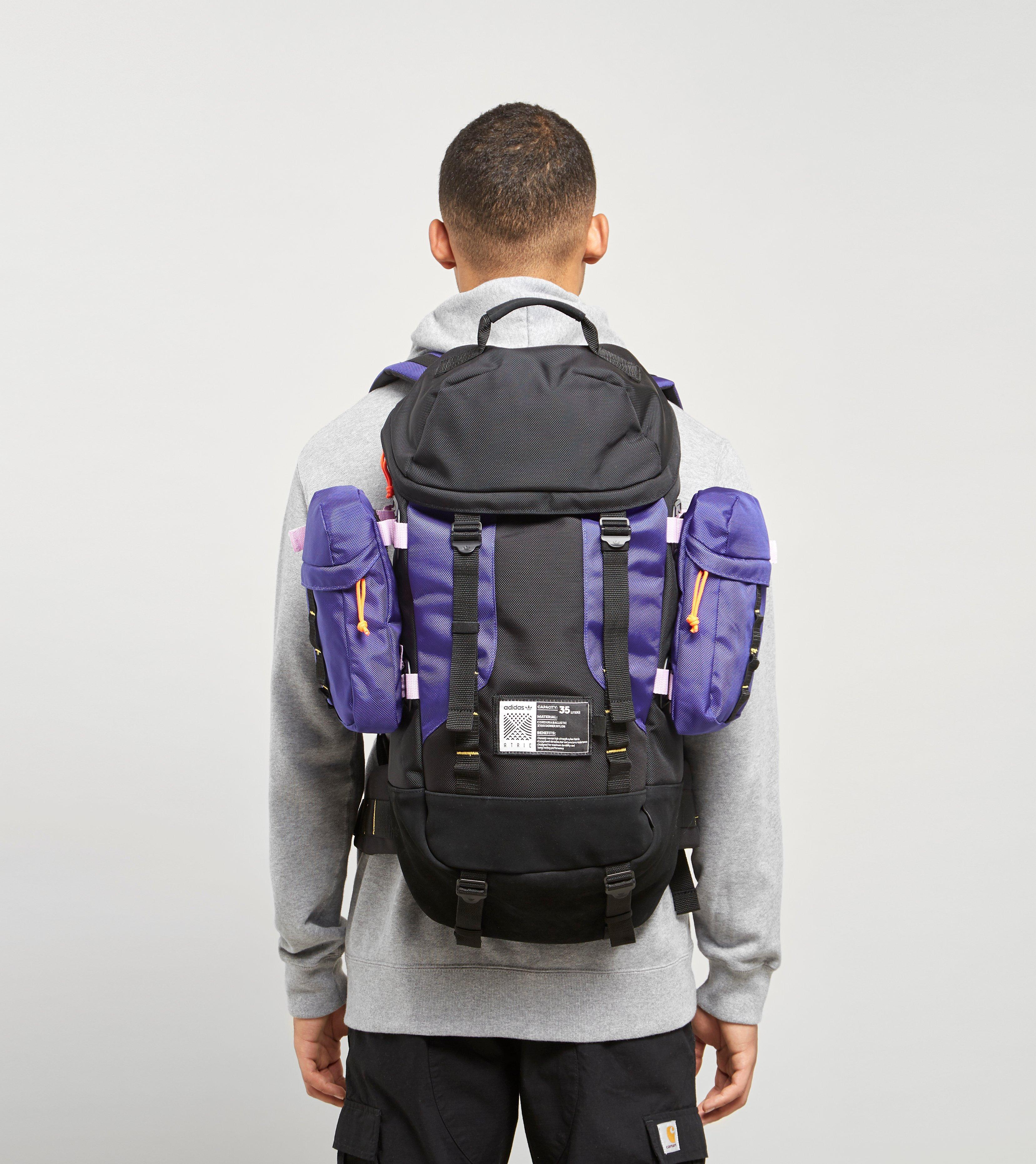 3c9f39a7a5 Lyst - adidas Originals Atric Backpack Xl in Black for Men