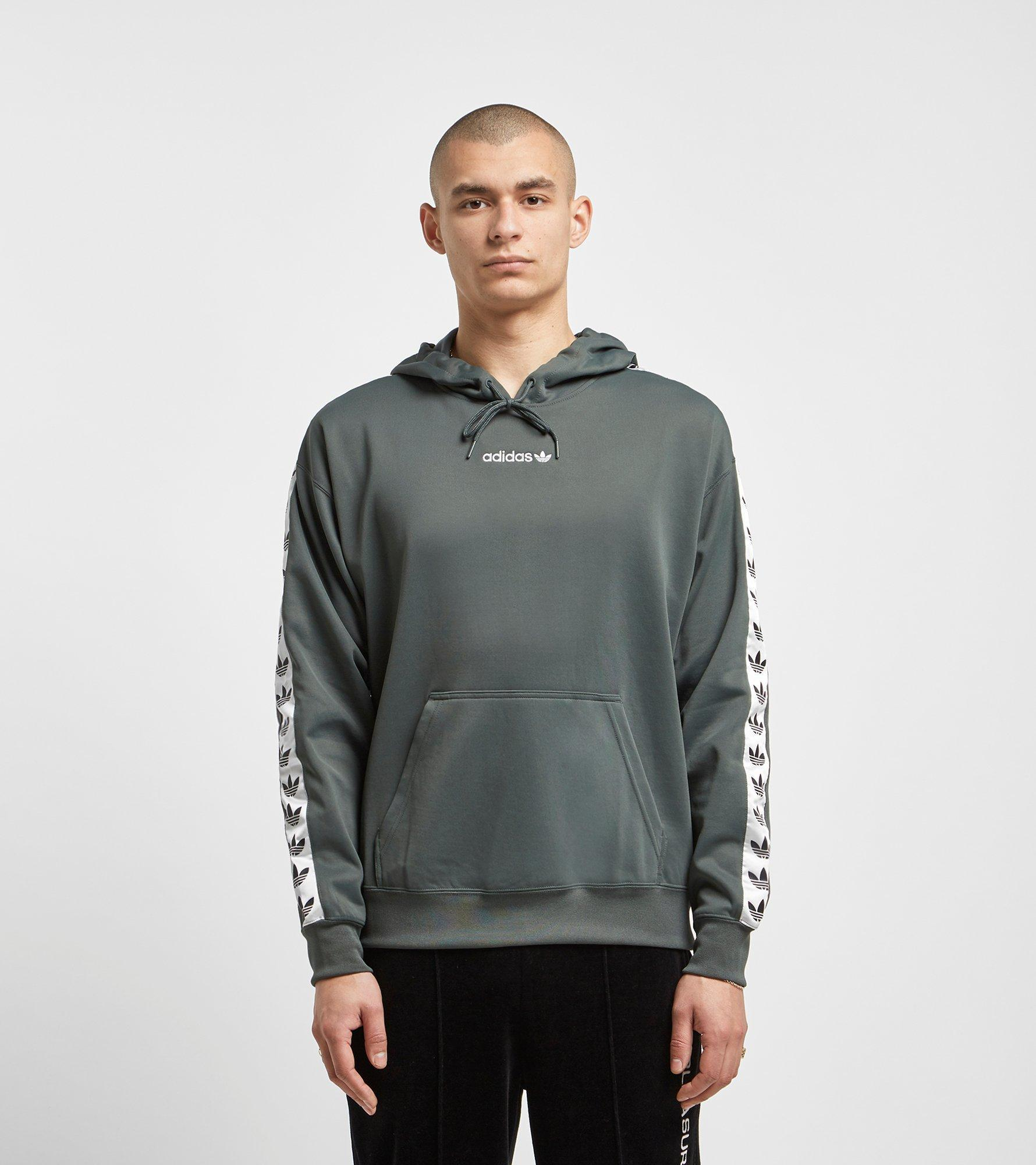214bc47b835f Lyst - Adidas Originals Tnt Overhead Tape Hoody - Size  Exclusive in ...