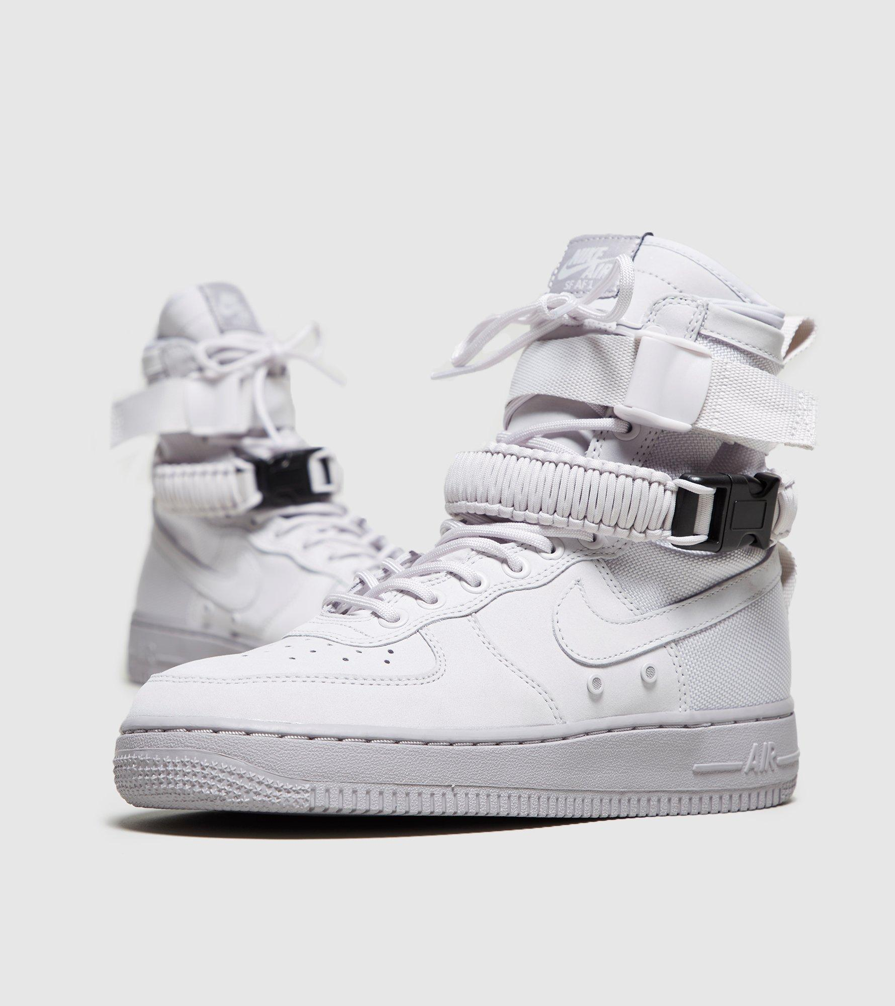 premium selection 1923a 09339 Nike Sf Air Force 1 Women's in Gray - Lyst